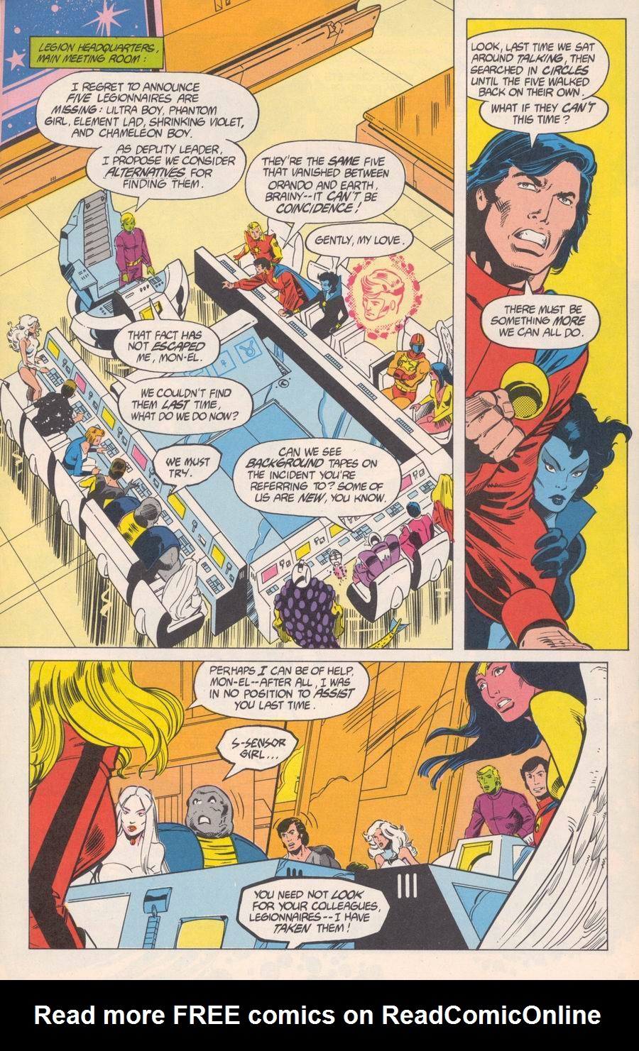 Tales of the Legion Issue #344 #31 - English 8