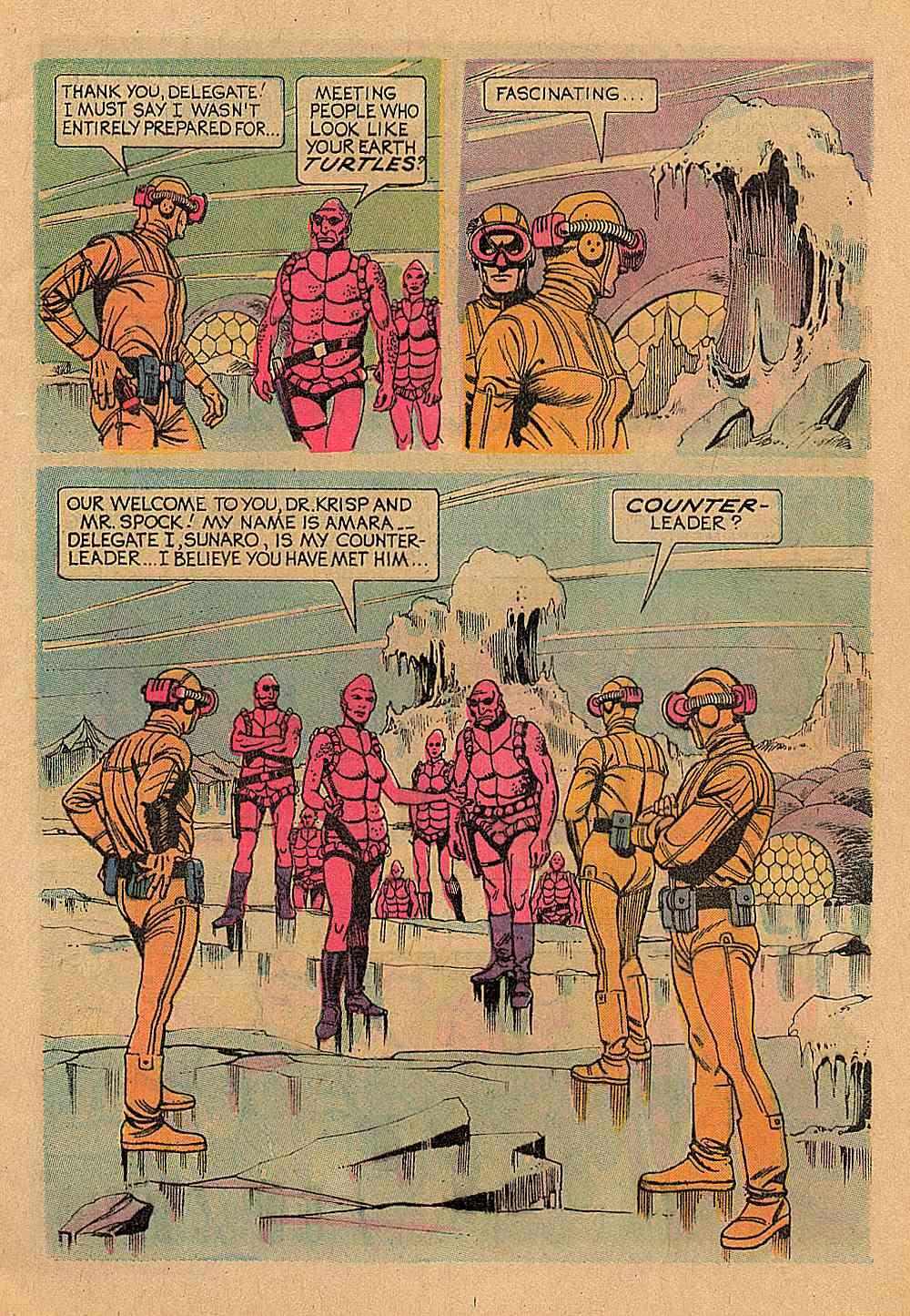 Star Trek (1967) Issue #27 #27 - English 7