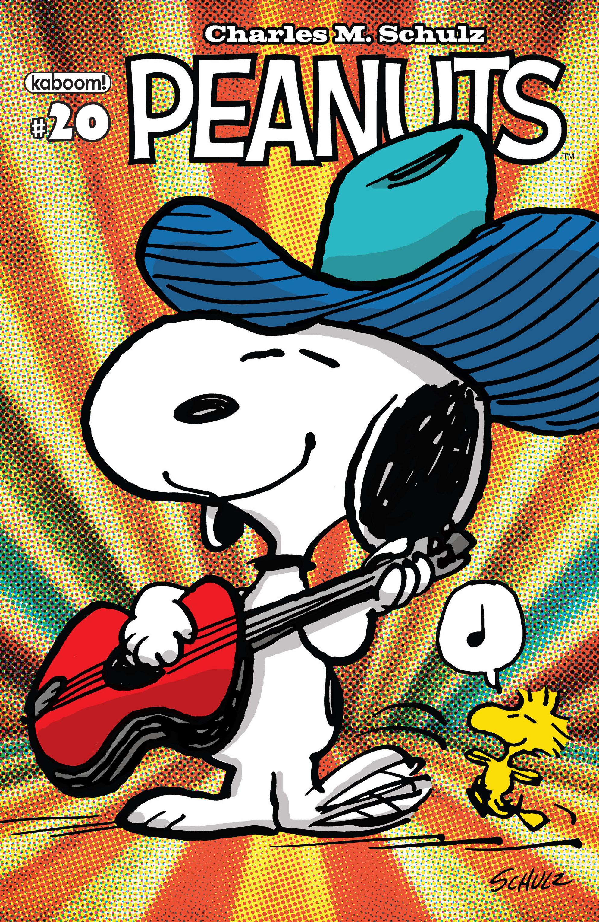 Read online Peanuts (2012) comic -  Issue #20 - 1