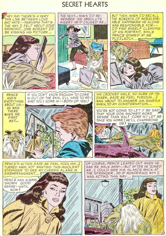 Read online Secret Hearts comic -  Issue #22 - 27