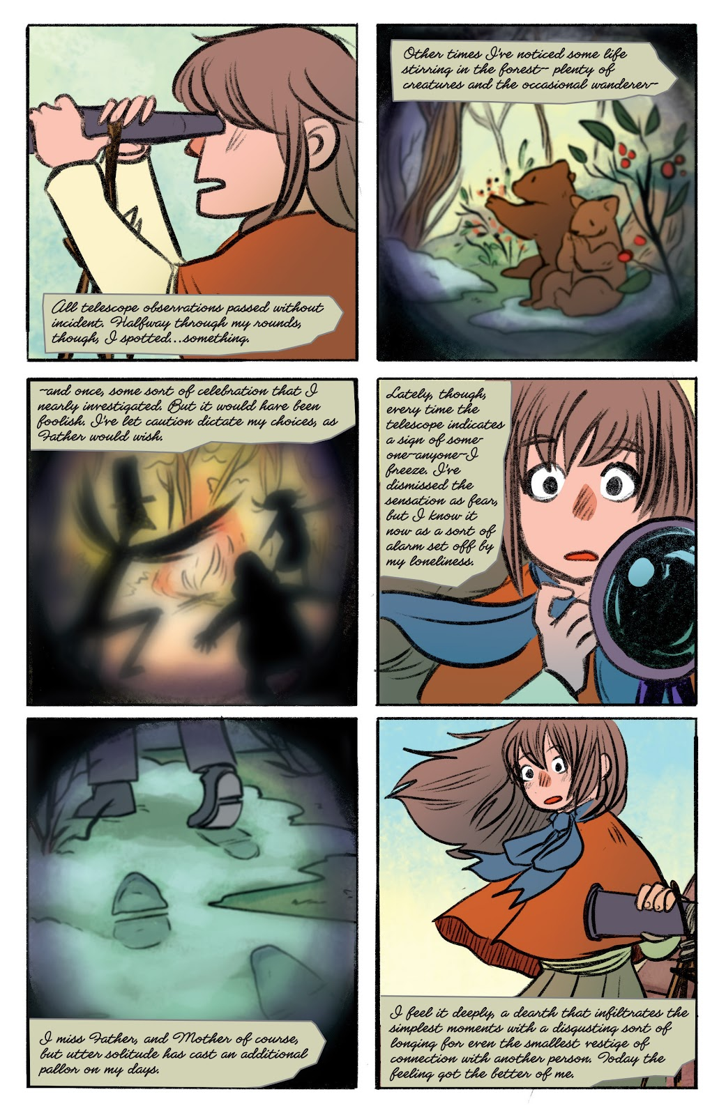 Over the Garden Wall (2016) Issue #2 #2 - English 20