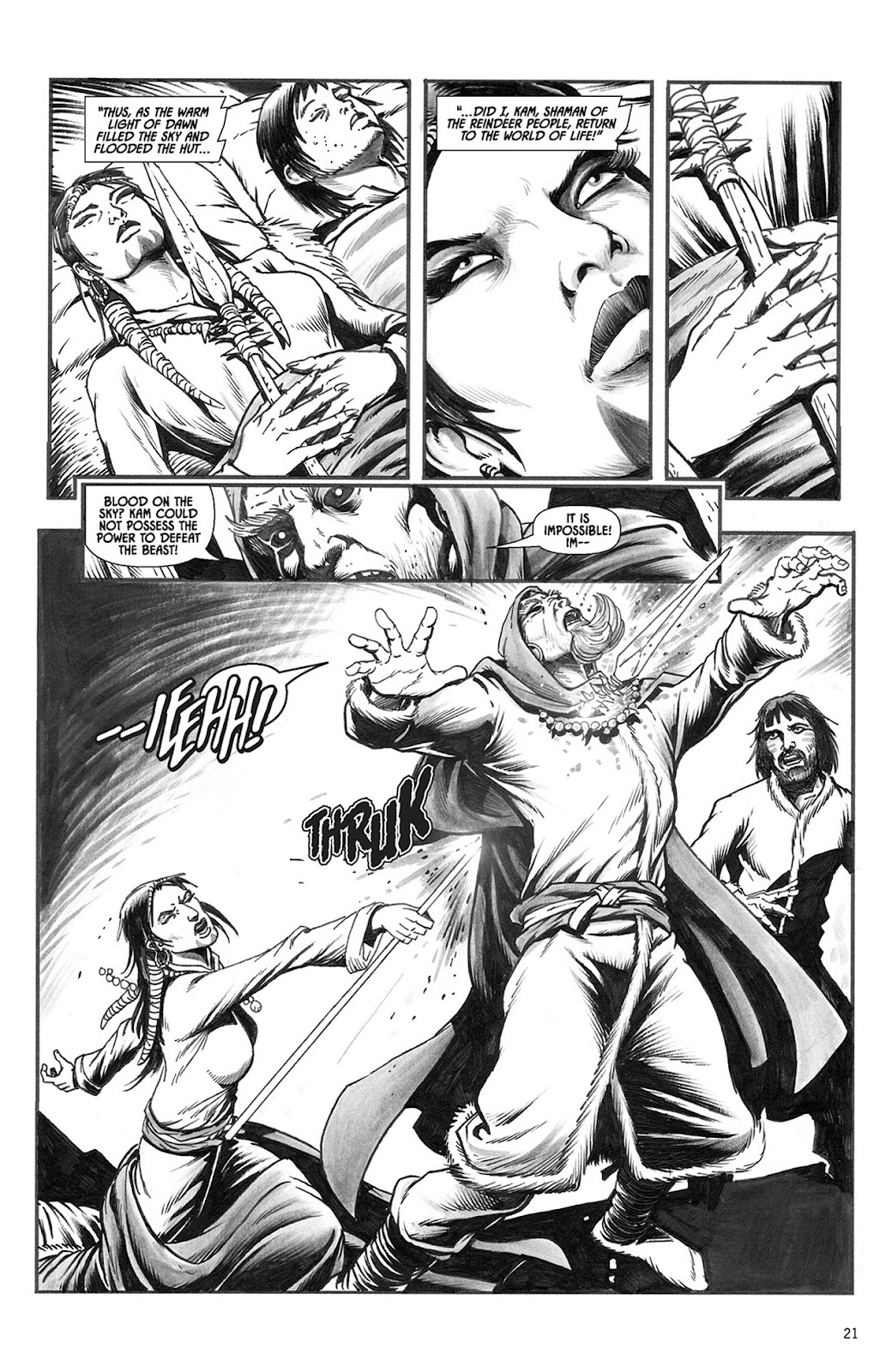Creepy (2009) Issue #5 #5 - English 23