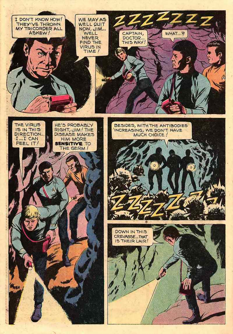 Star Trek (1967) #58 #58 - English 20