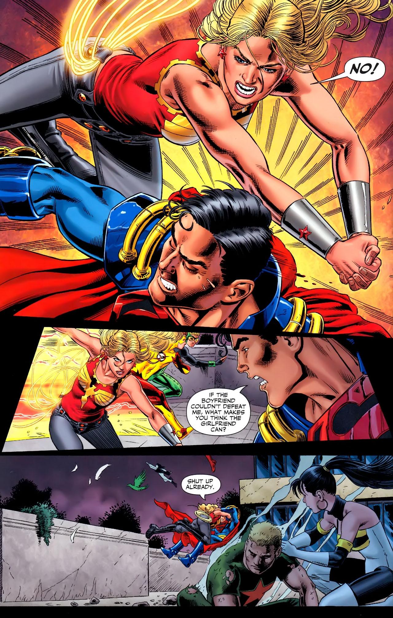 Teen Titans (2003) #100 #110 - English 9