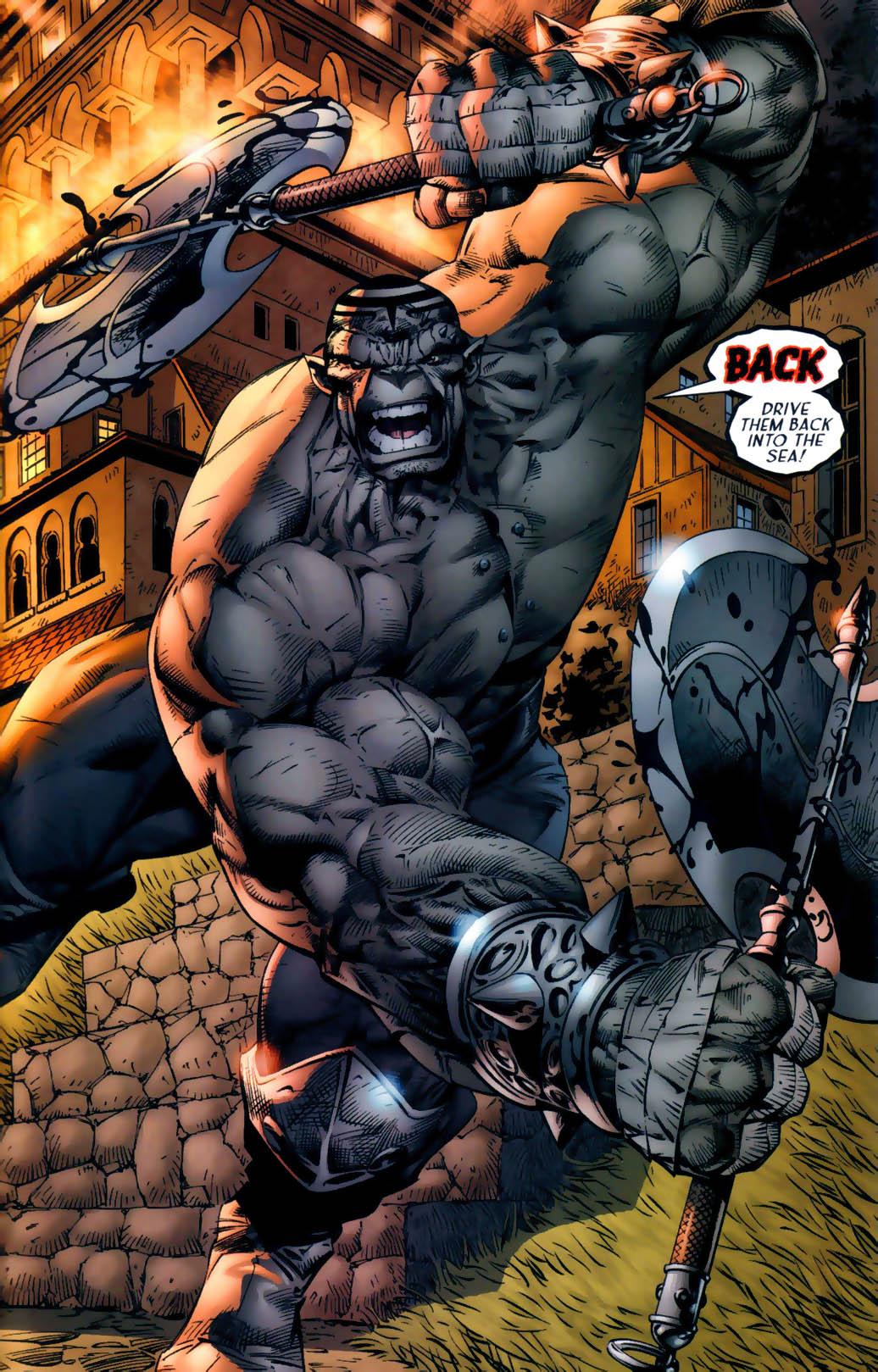 Read online Scion comic -  Issue #30 - 3