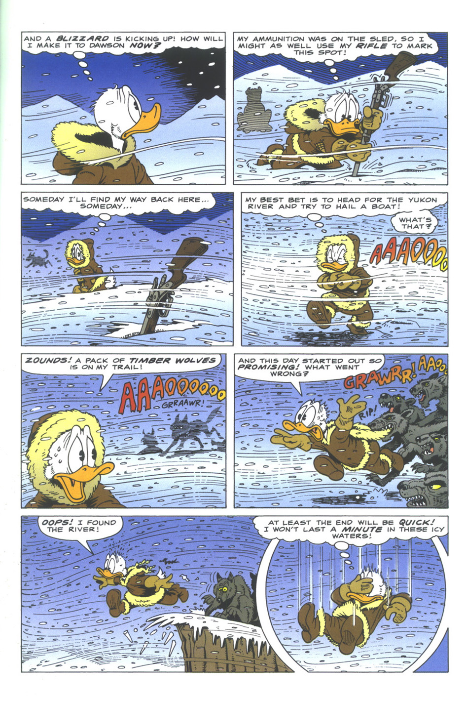 Uncle Scrooge (1953) Issue #350 #350 - English 9