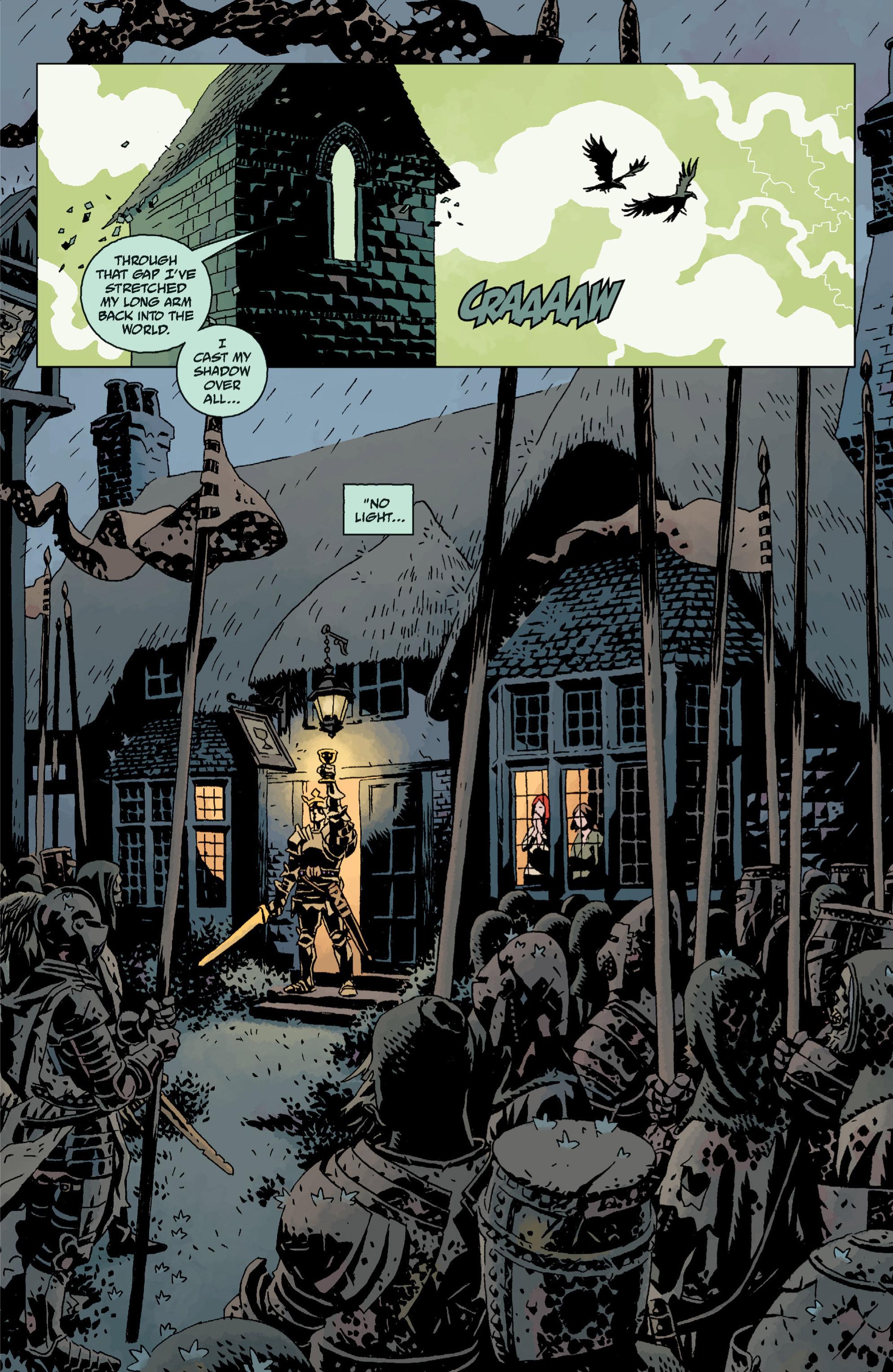 Hellboy chap 12 pic 108