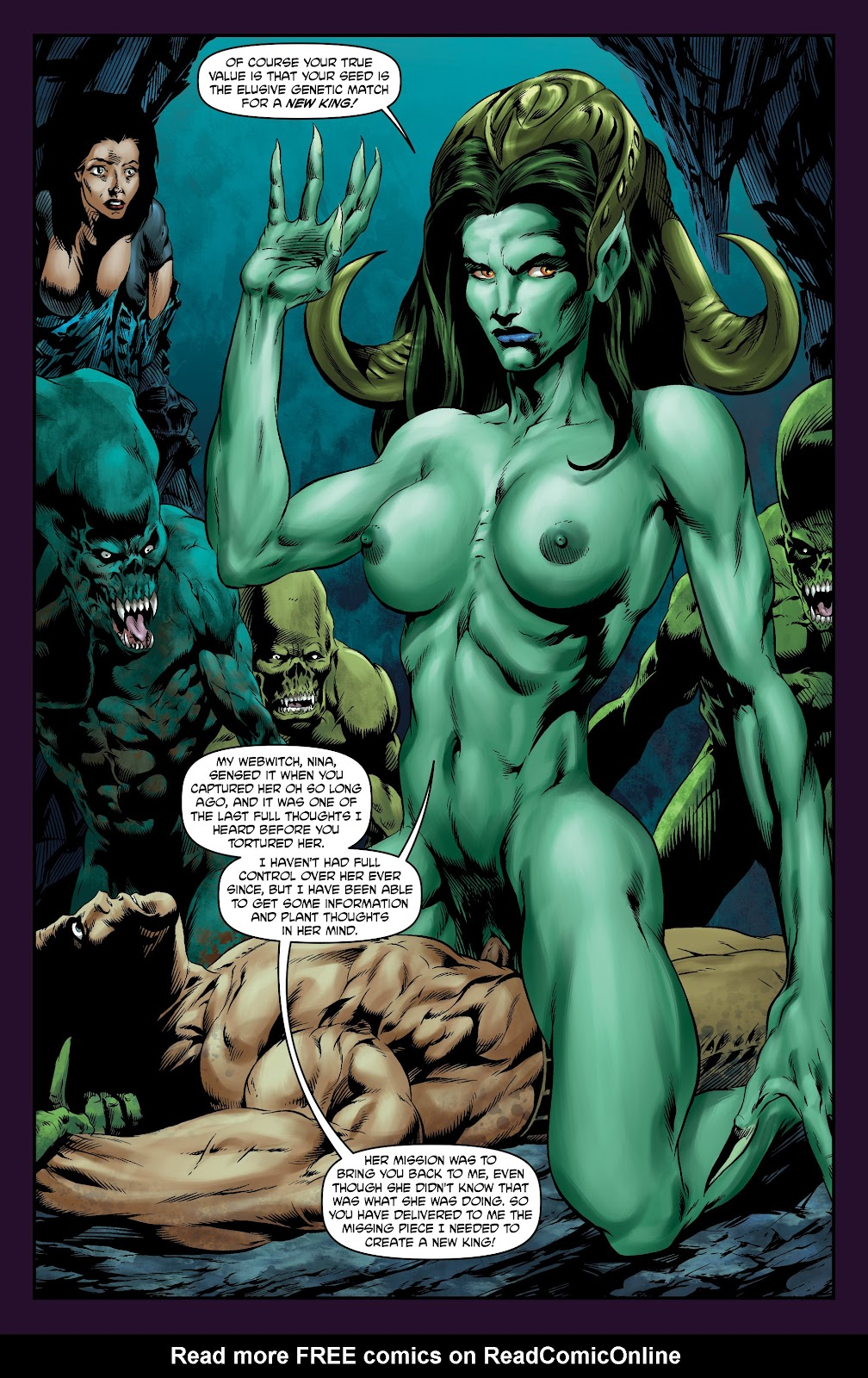 Webwitch (2015) Issue #4 #4 - English 20