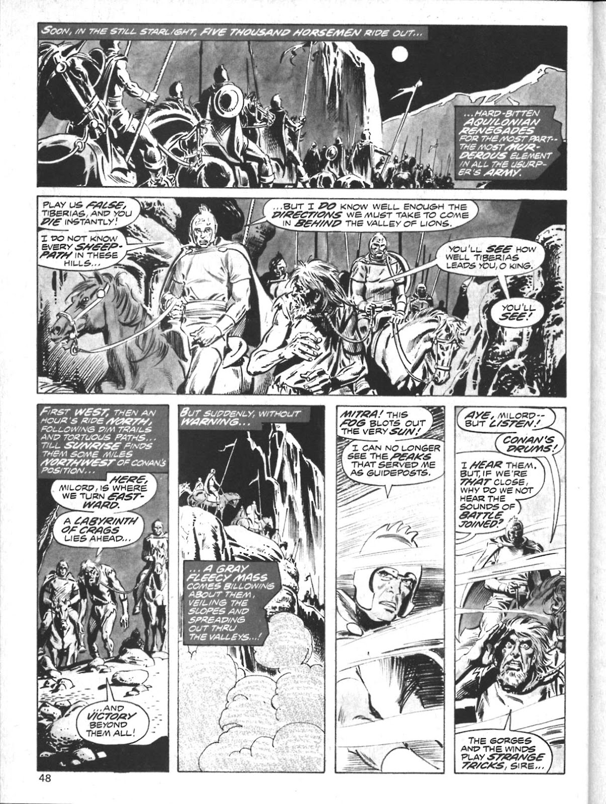 The Savage Sword Of Conan Issue #10 #11 - English 37