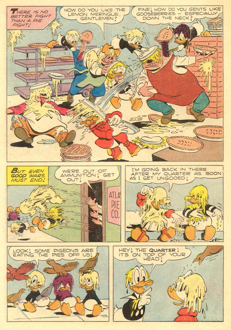 Uncle Scrooge (1953) #5 #400 - English 14