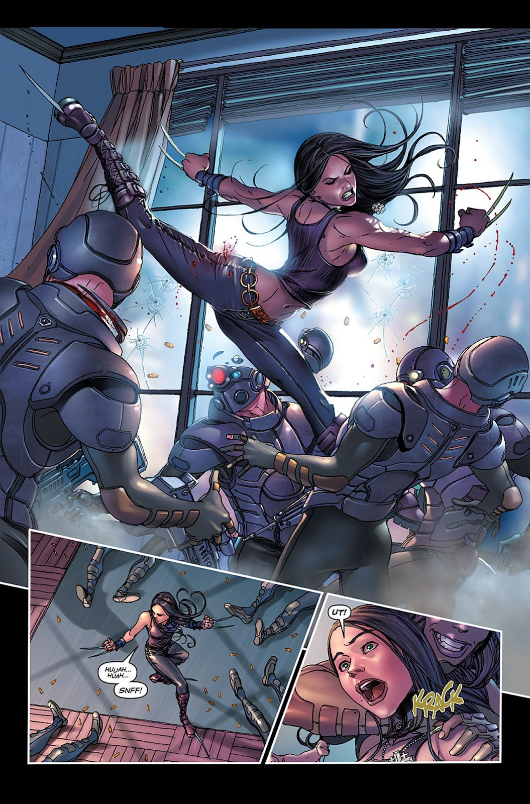 X-23: Target X Issue #4 #4 - English 23
