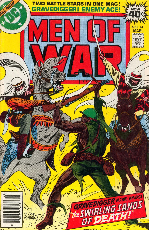 Men of War 14 Page 1