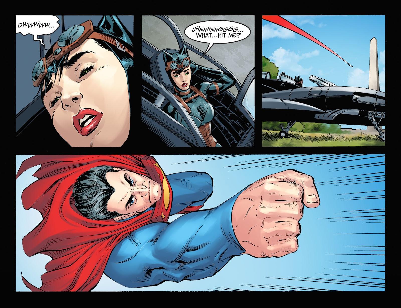 Injustice: Gods Among Us Year Four Issue #3 #4 - English 17