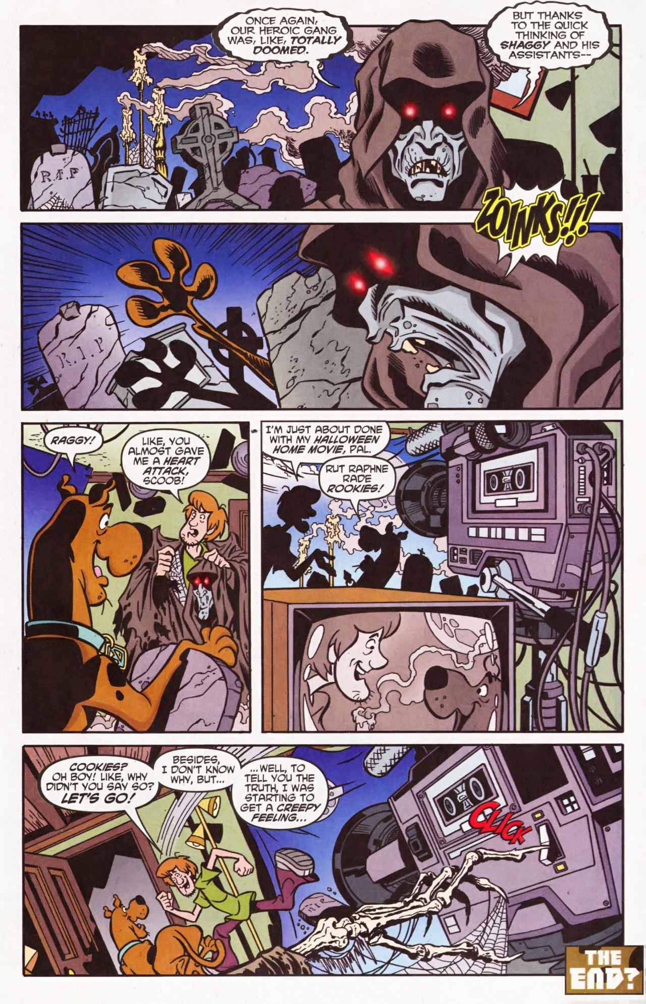 Read online Scooby-Doo (1997) comic -  Issue #137 - 20
