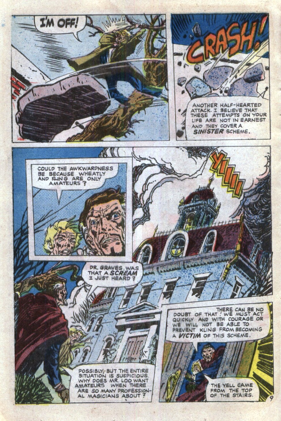 Read online Scary Tales comic -  Issue #29 - 12