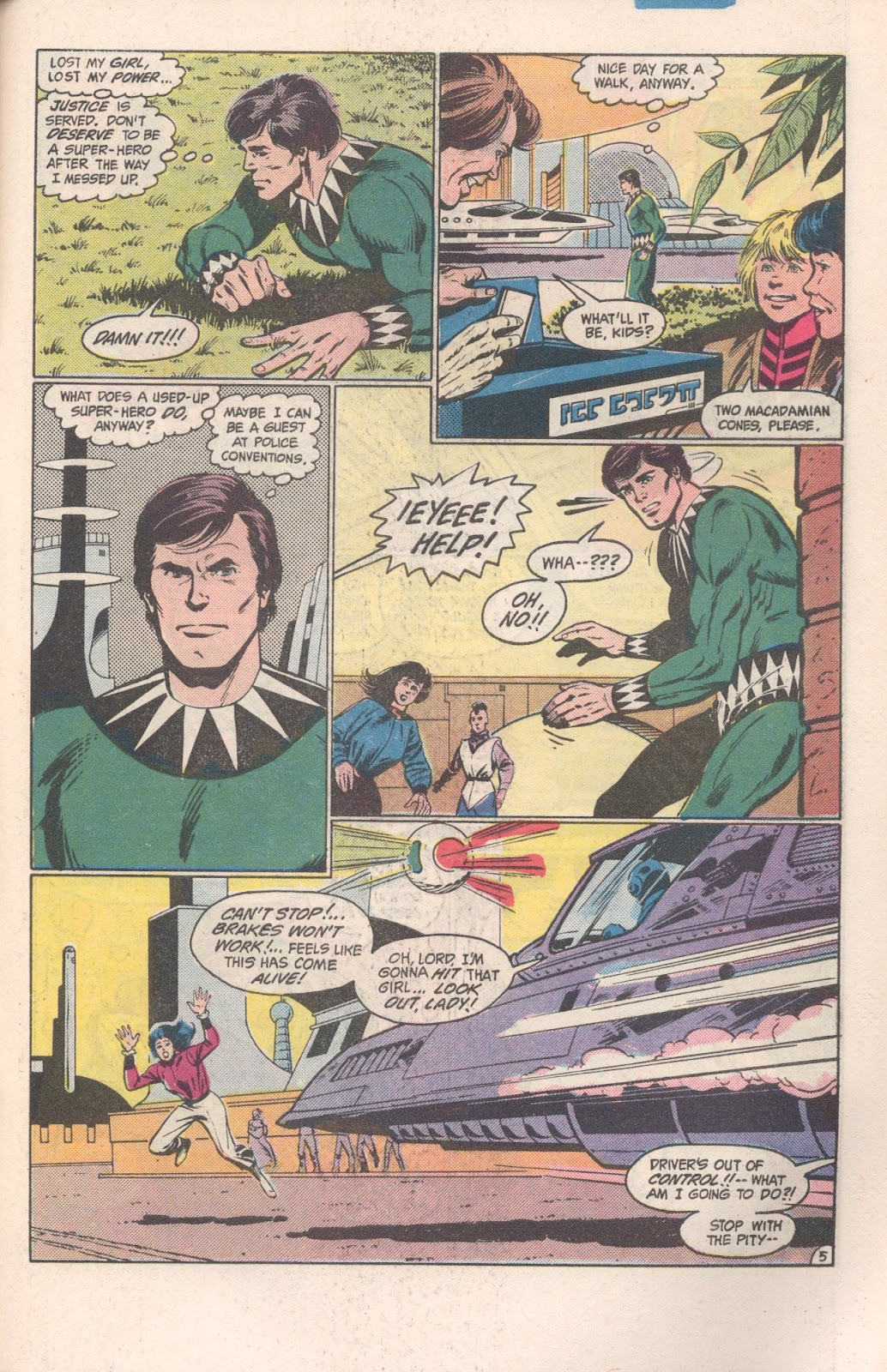 Tales of the Legion Issue #317 #4 - English 24