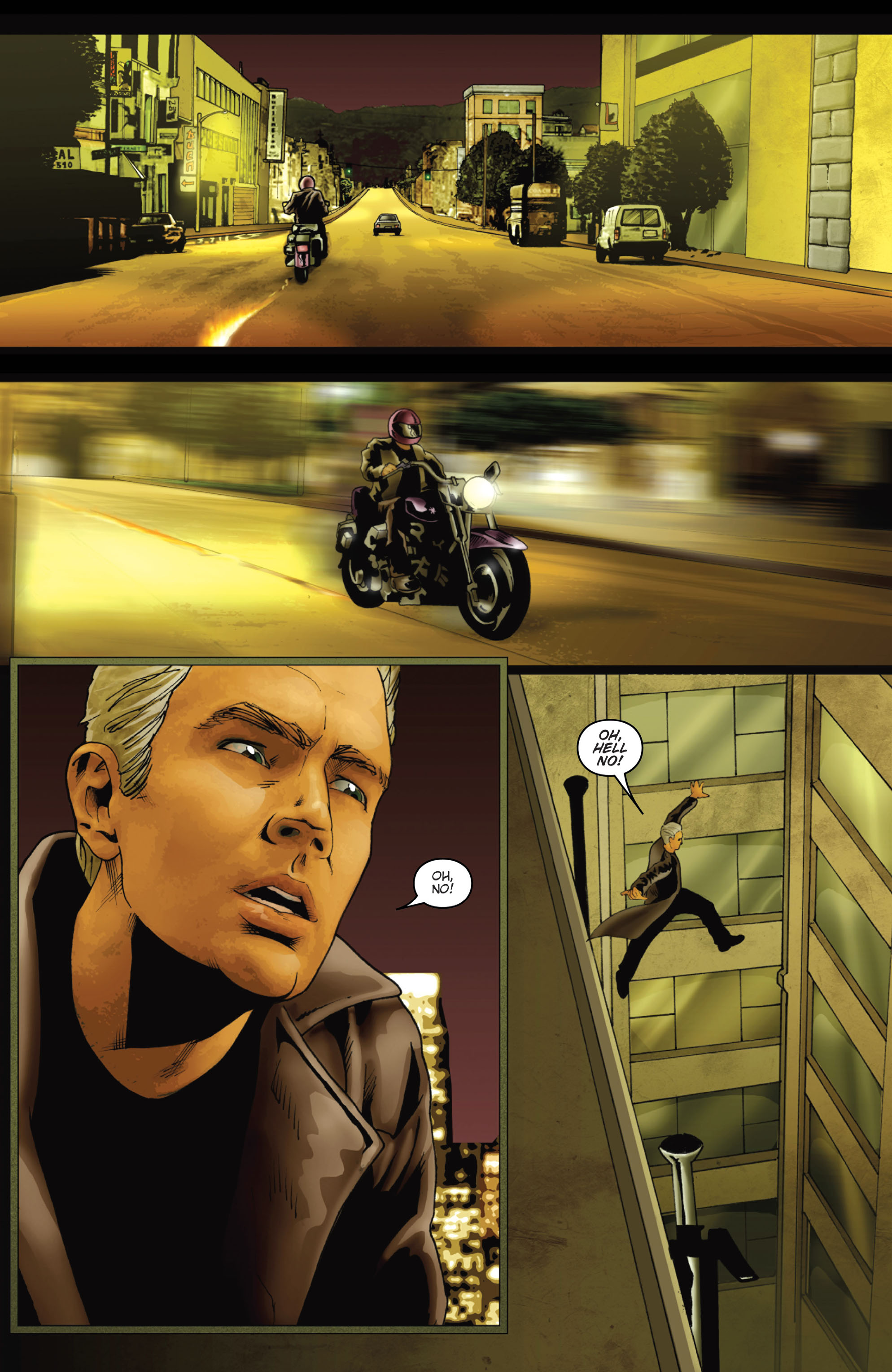 Read online Spike (2006) comic -  Issue # Full - 20