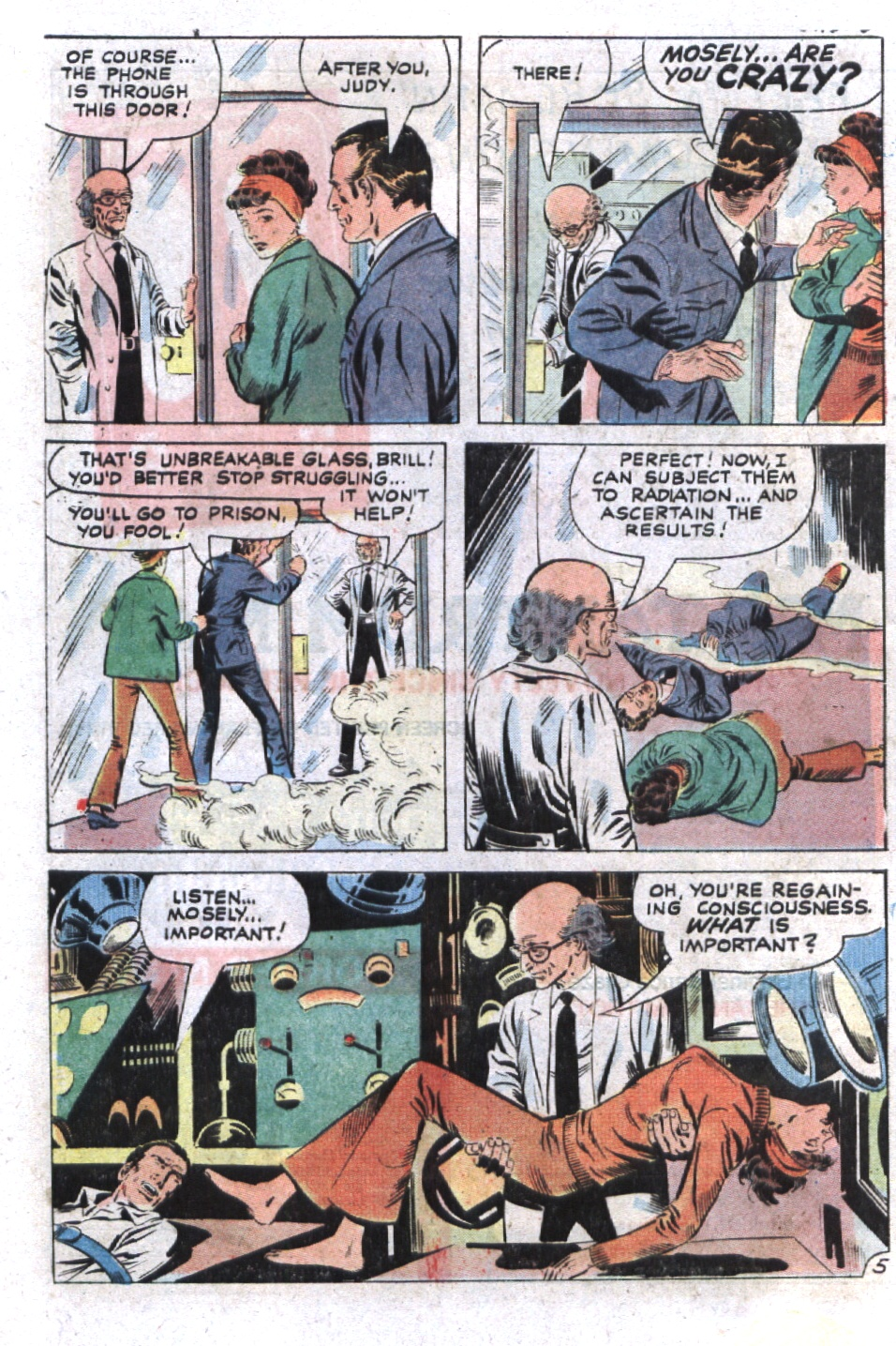 Read online Scary Tales comic -  Issue #36 - 8
