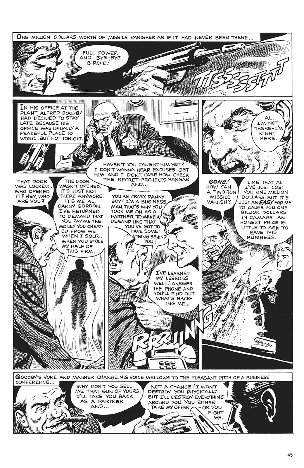 Creepy (2009) Issue #3 #3 - English 47