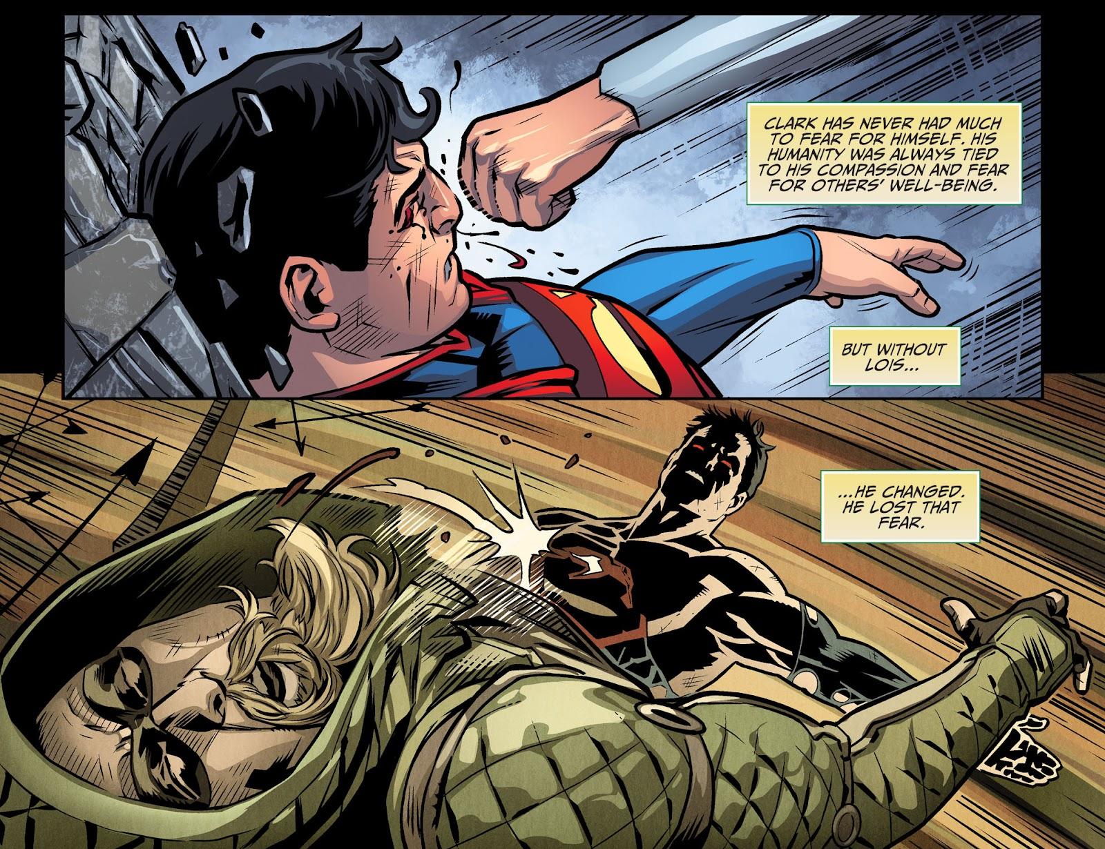 Injustice: Gods Among Us Year Four Issue #9 #10 - English 18