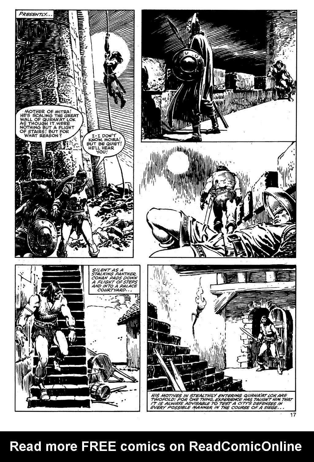 The Savage Sword Of Conan Issue #90 #91 - English 16