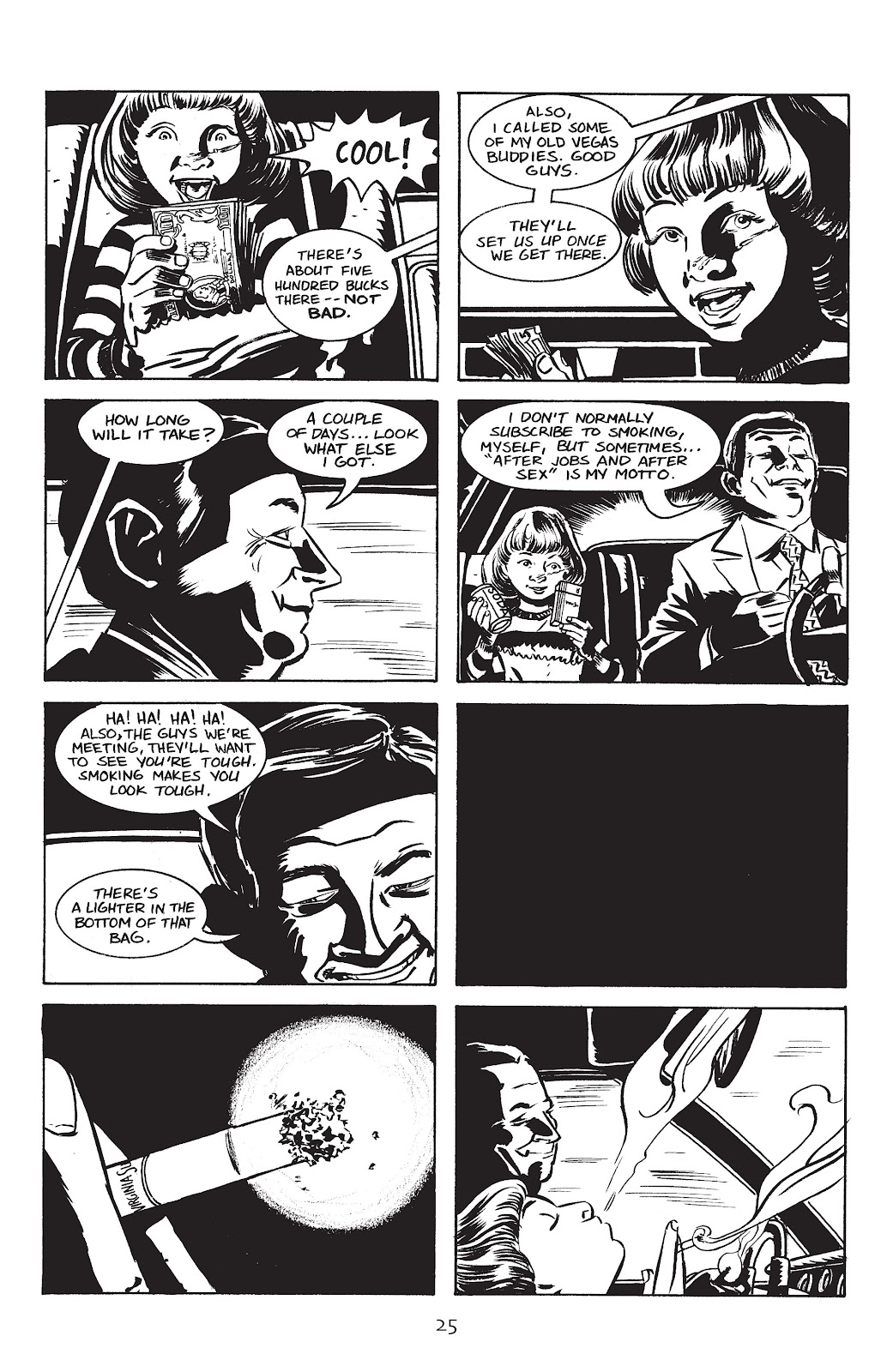 Stray Bullets Issue #4 #4 - English 27