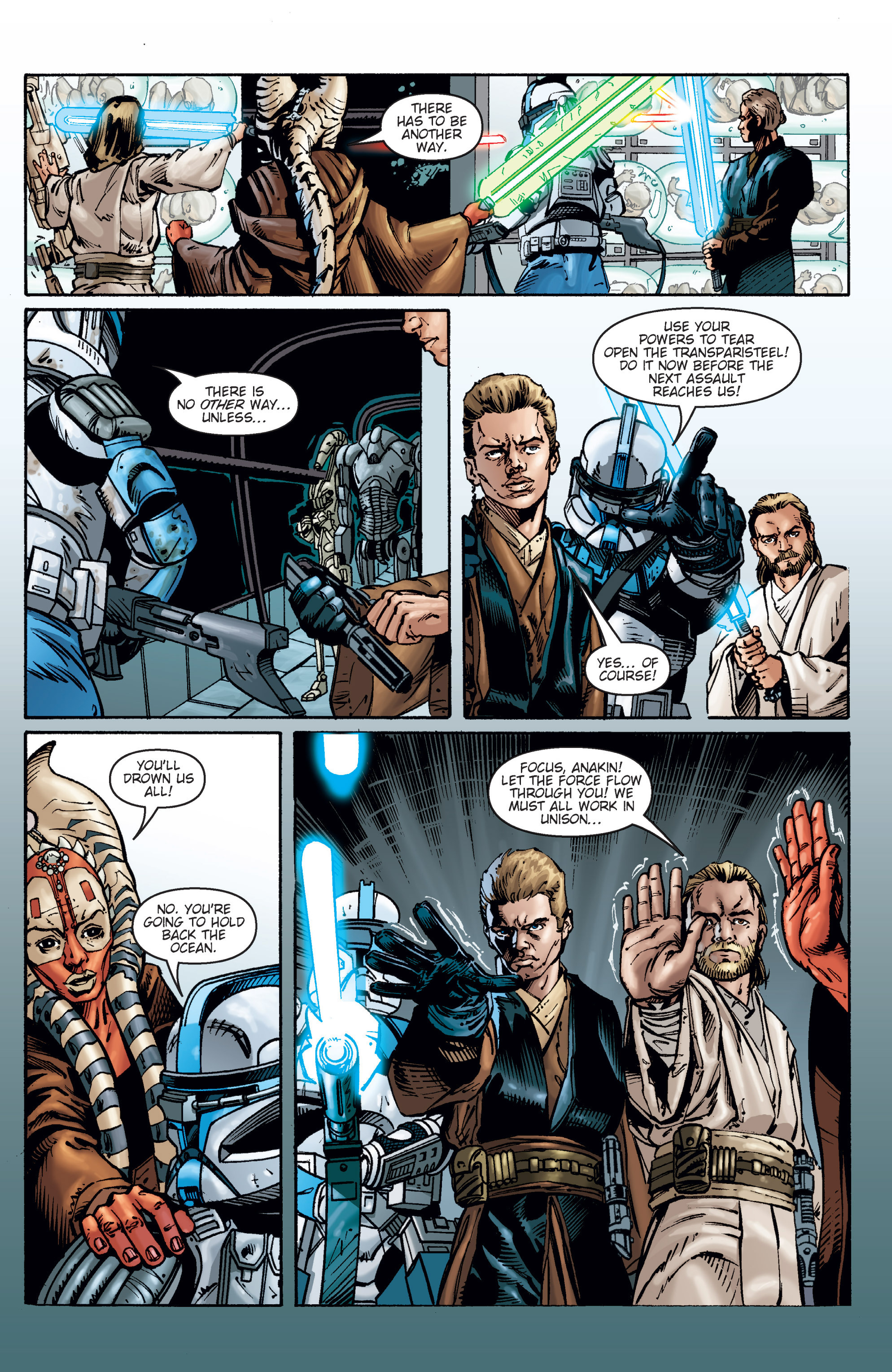 Star Wars Legends Epic Collection: The Clone Wars chap 1 pic 75