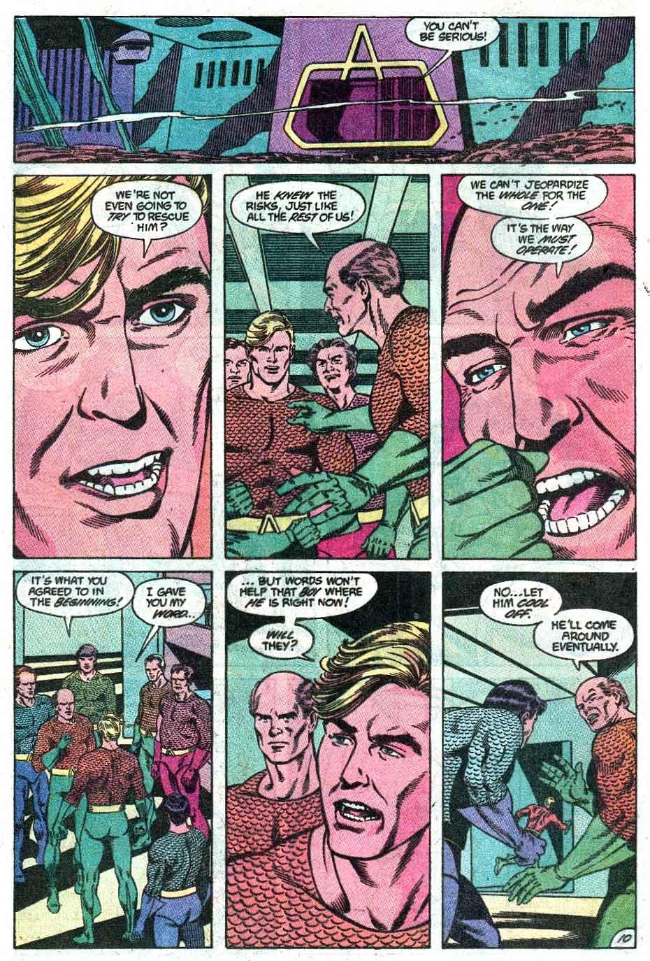Aquaman (1989) Issue #2 #2 - English 11