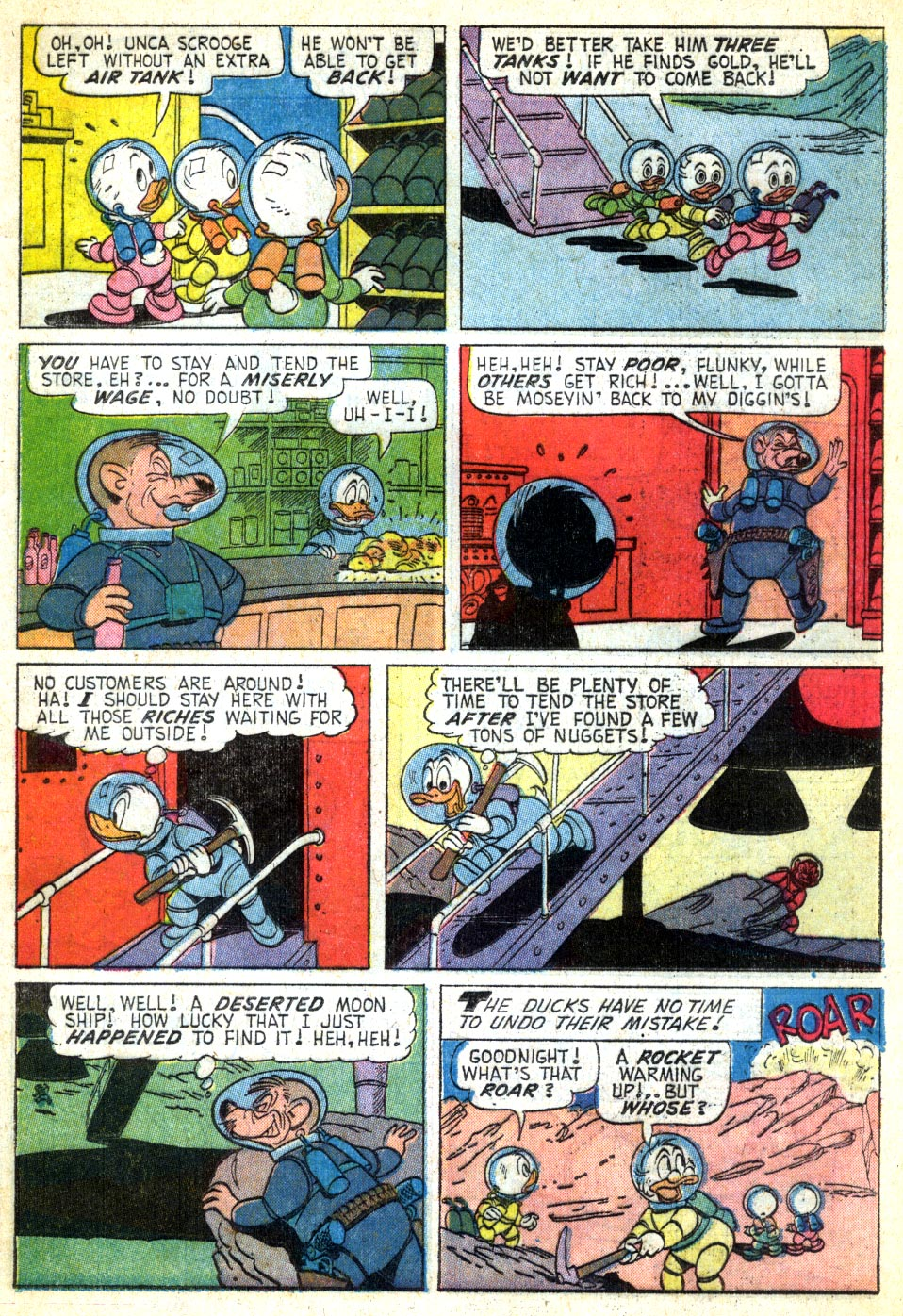 Uncle Scrooge (1953) Issue #49 #49 - English 12