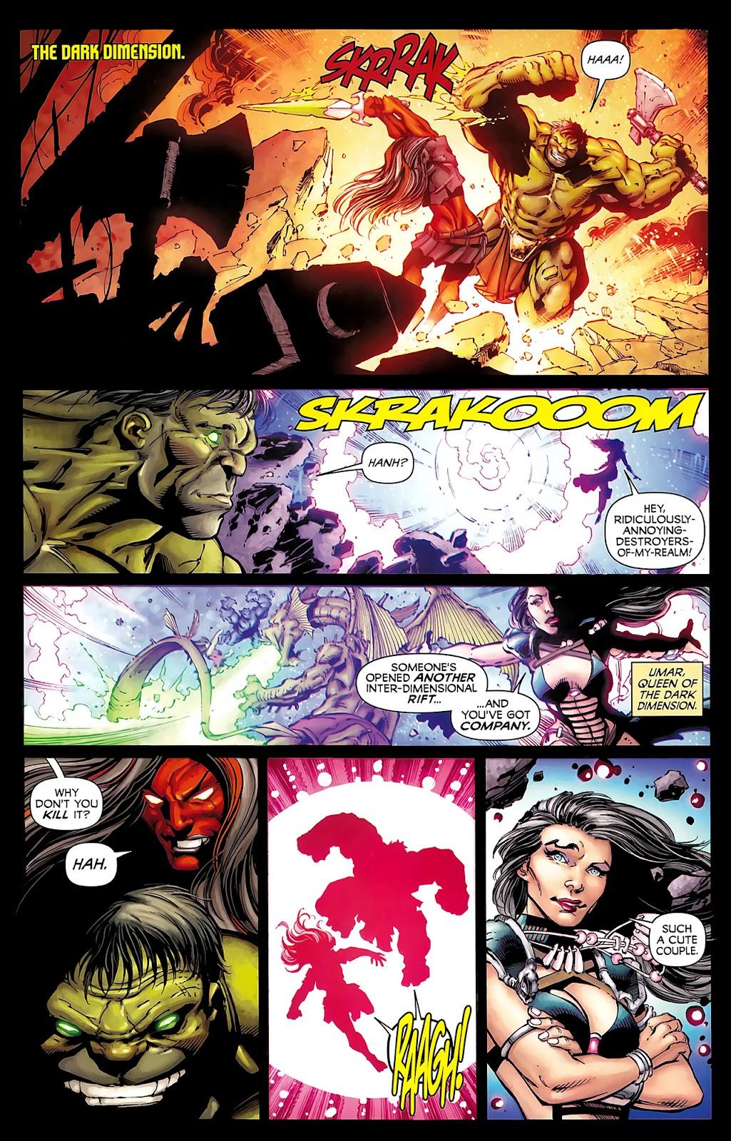 Incredible Hulks (2010) Issue #635 #25 - English 16