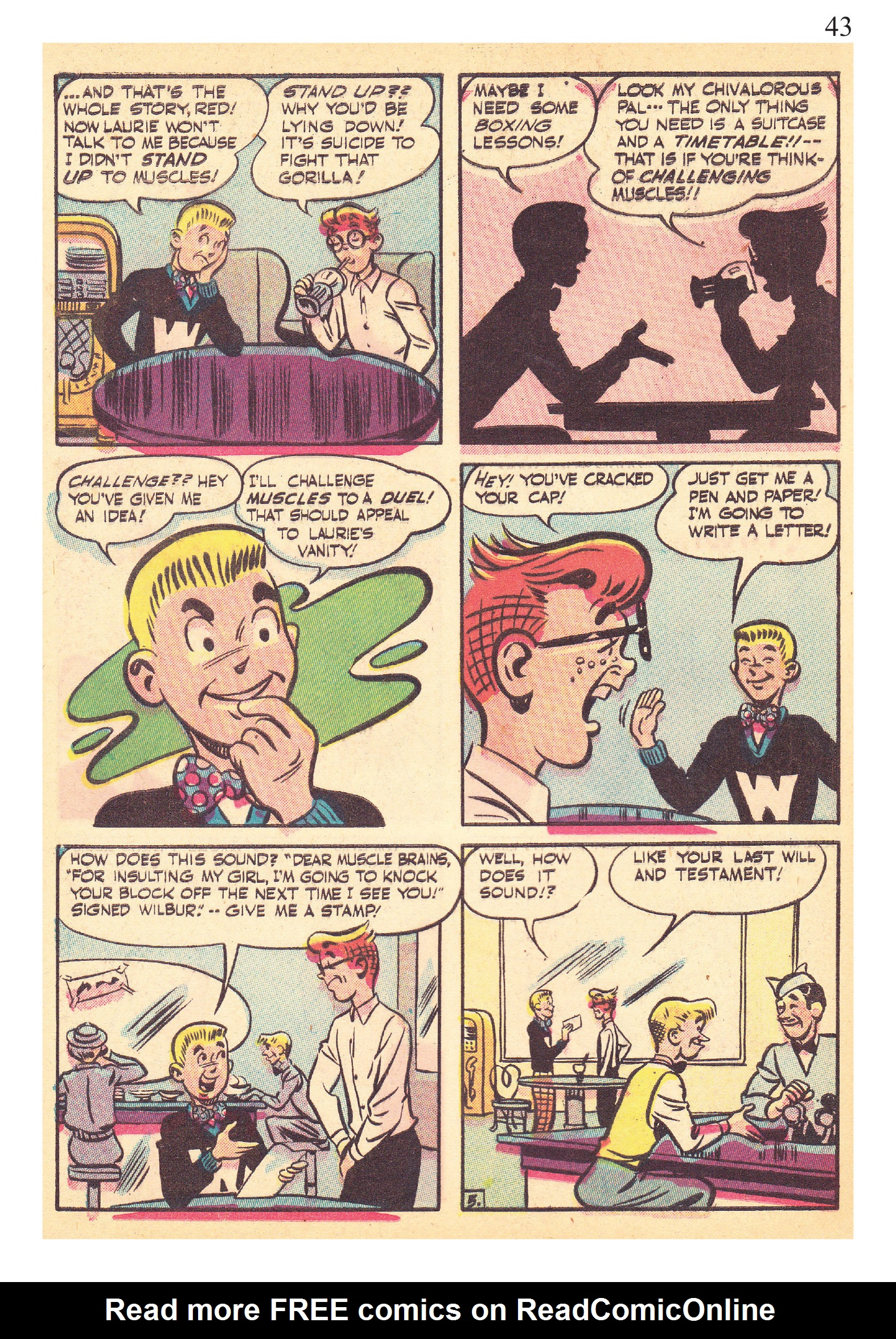 Read online The Best of Archie Comics comic -  Issue # TPB 2 (Part 1) - 45