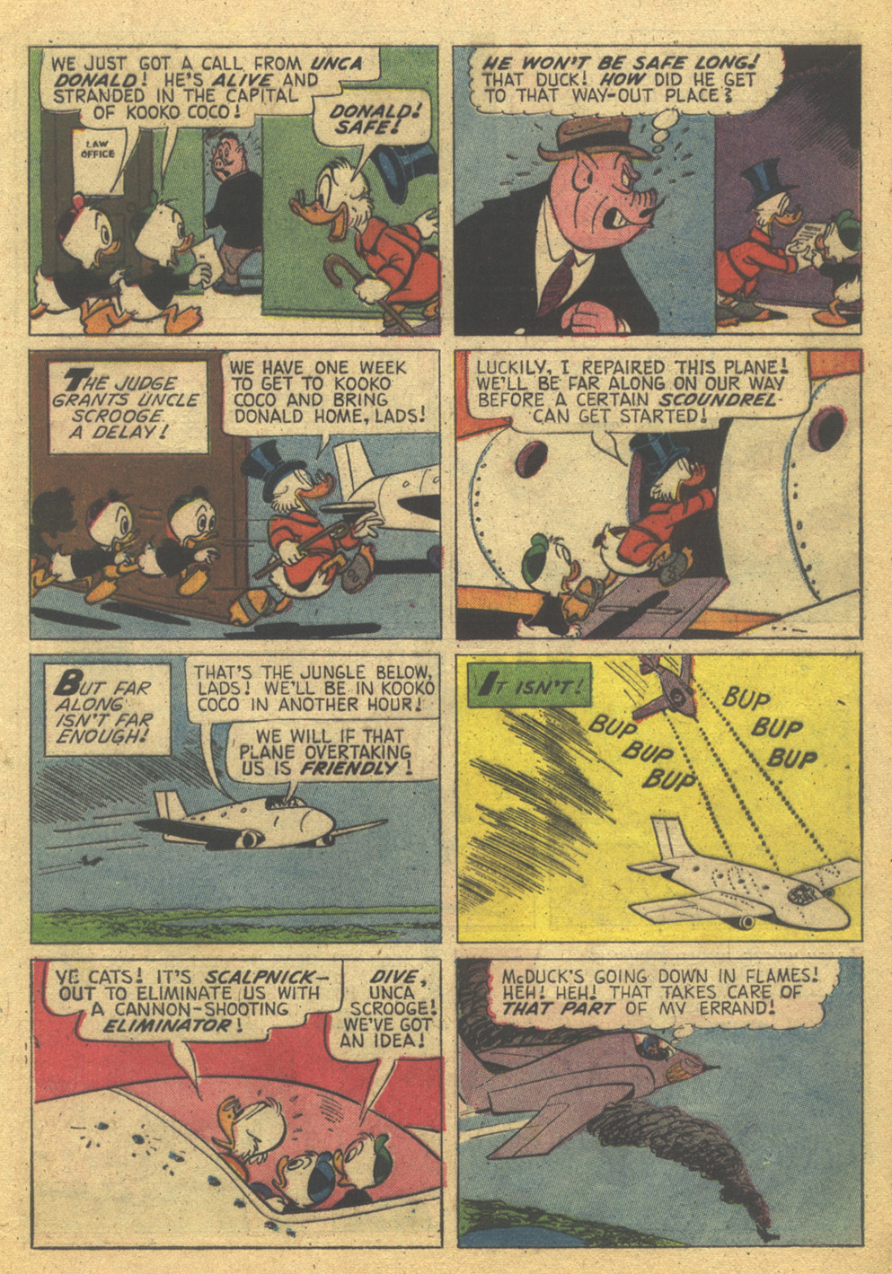 Uncle Scrooge (1953) Issue #85 #85 - English 13