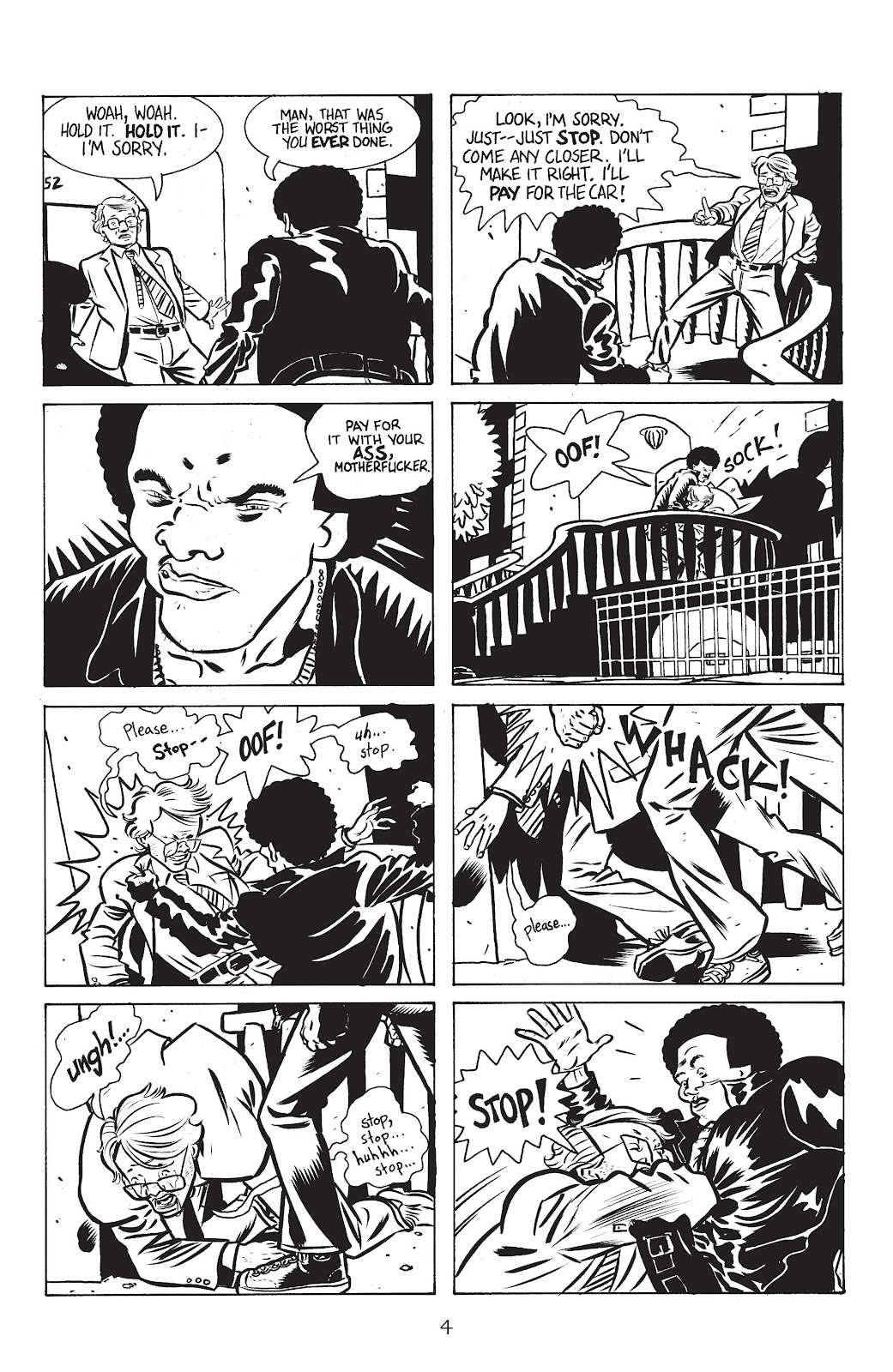 Stray Bullets Issue #16 #16 - English 6