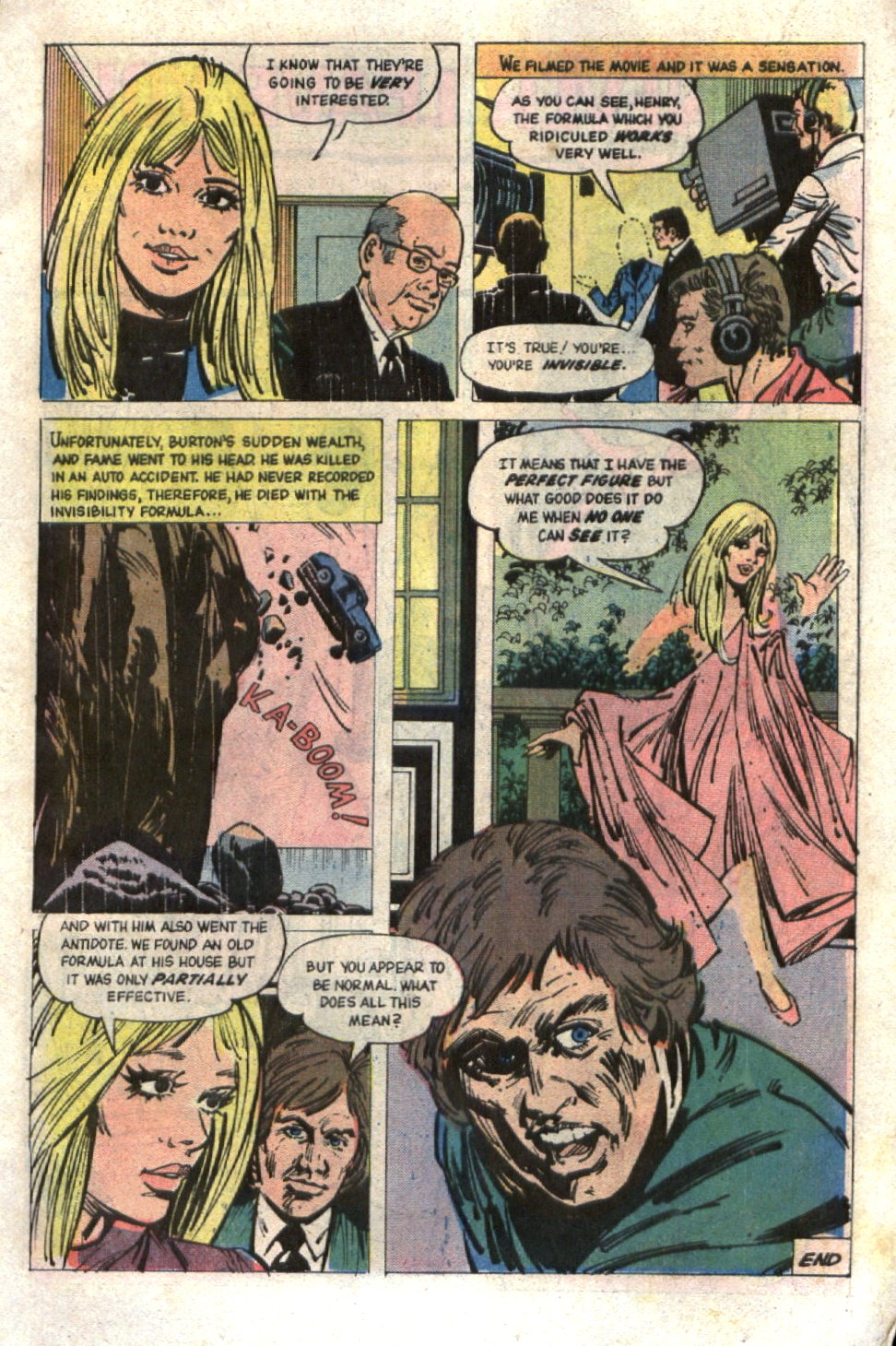 Read online Scary Tales comic -  Issue #16 - 11