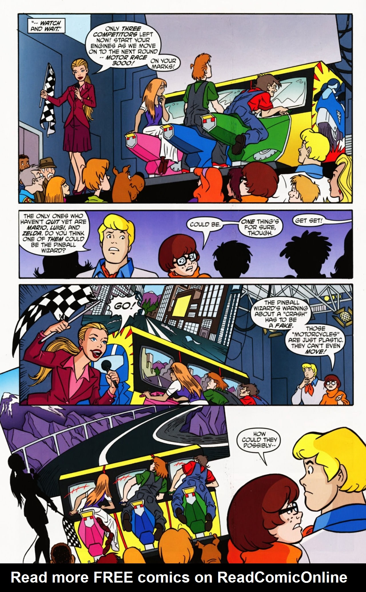 Read online Scooby-Doo: Where Are You? comic -  Issue #10 - 10