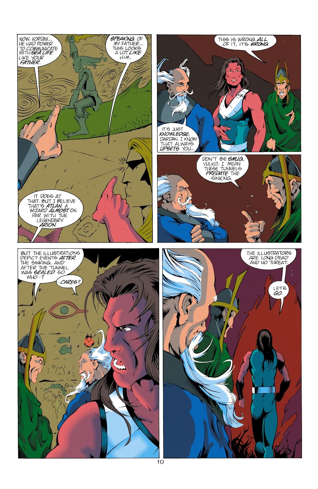 Aquaman (1994) Issue #14 #20 - English 11