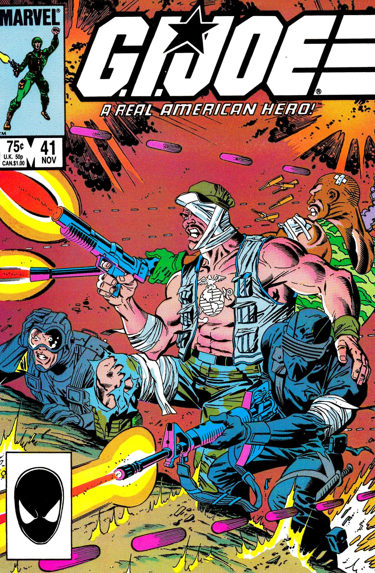 G.I. Joe: A Real American Hero 41 Page 1