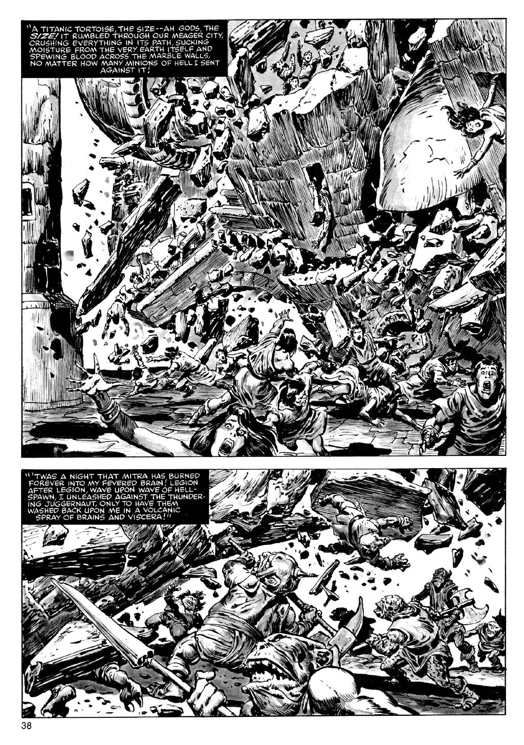 Of Conan  #164 - English 38