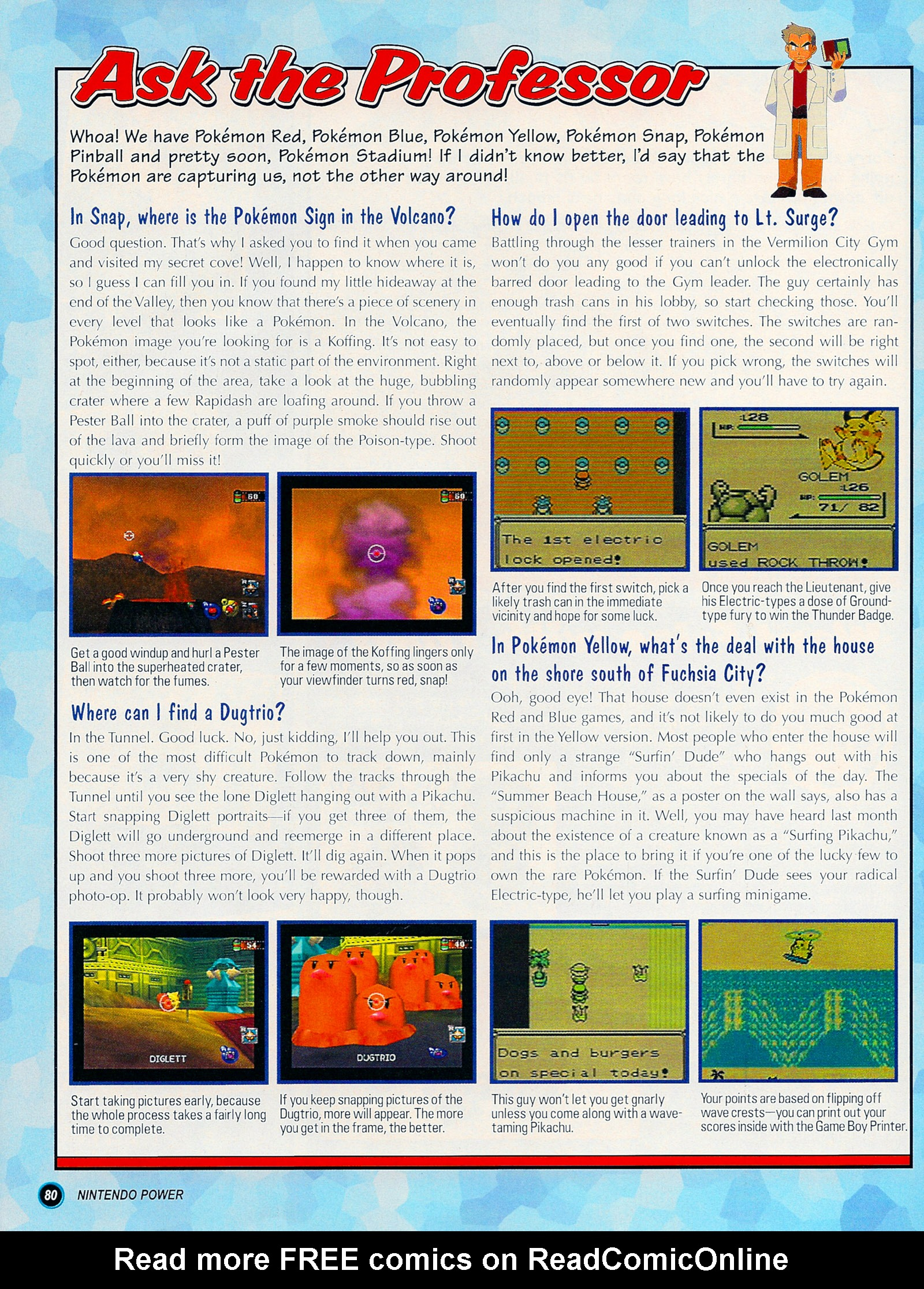 Nintendo Power #127 #127 - English 88