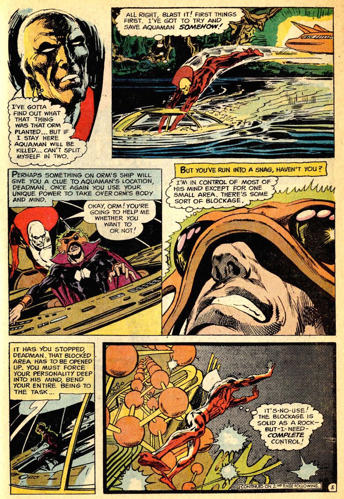 Aquaman (1962) Issue #50 #50 - English 27