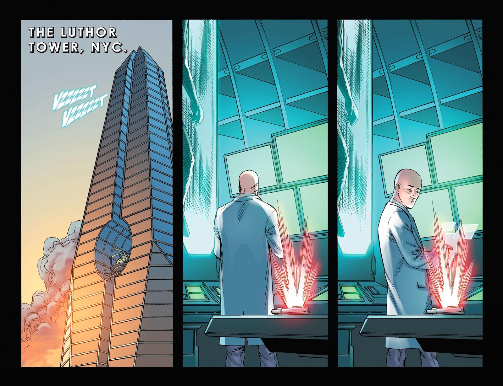 Injustice: Gods Among Us Year Four Issue #11 #12 - English 12