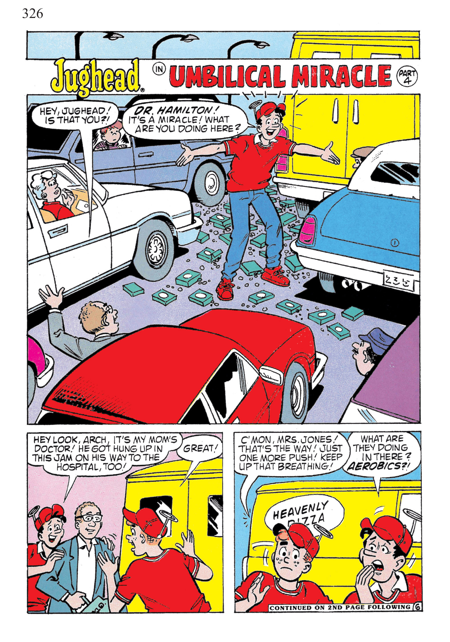 Read online The Best of Archie Comics comic -  Issue # TPB 1 (Part 2) - 97