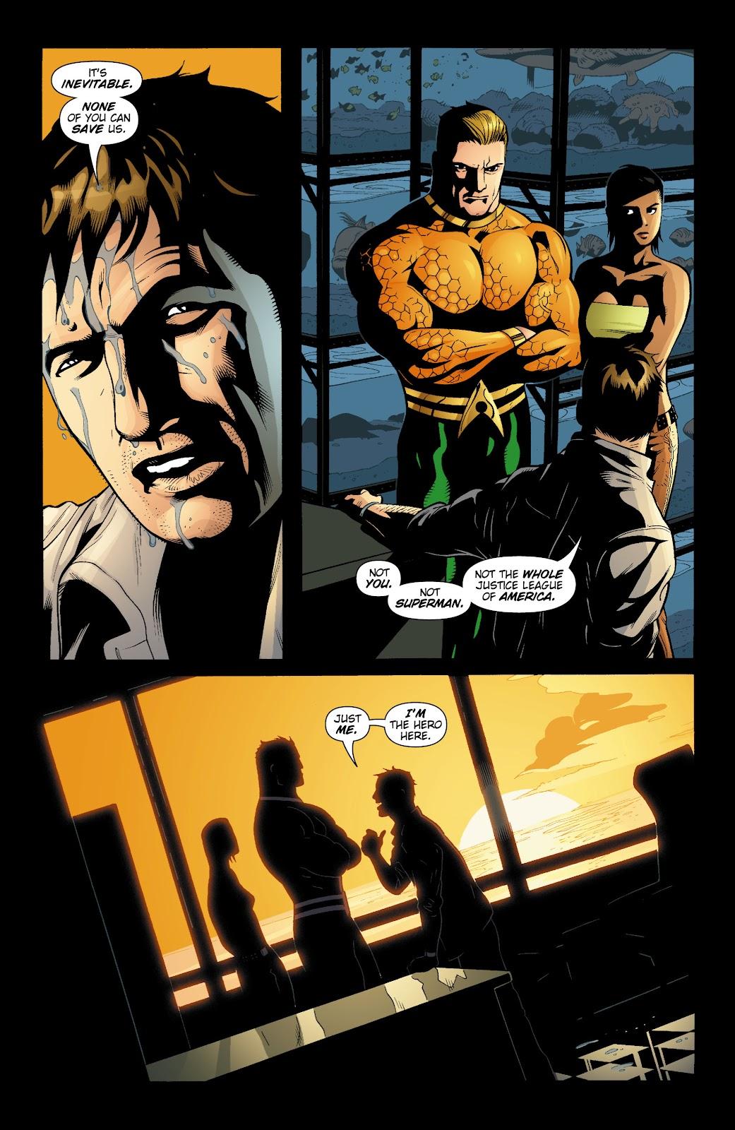 Aquaman (2003) Issue #19 #19 - English 10