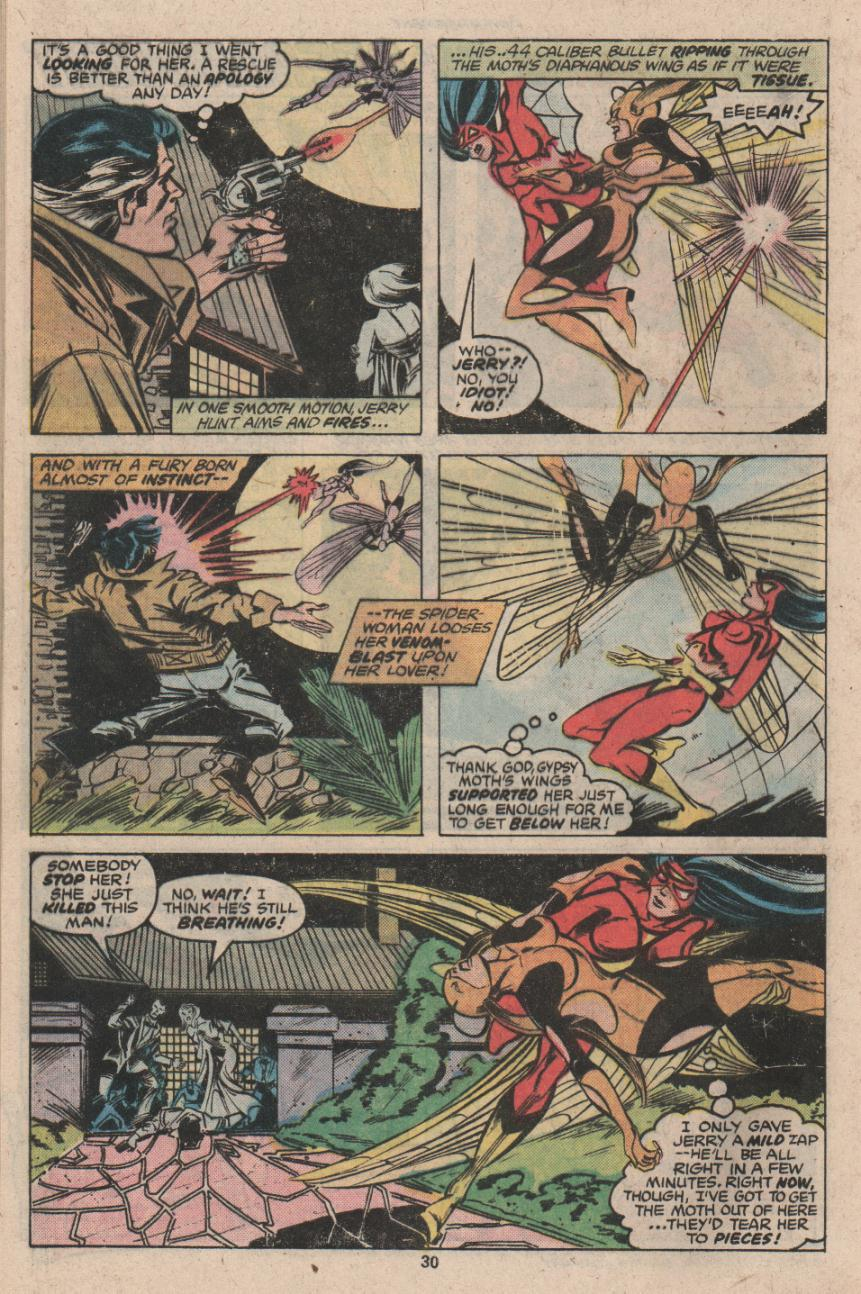 Spider-Woman (1978) Issue #10 #10 - English 18