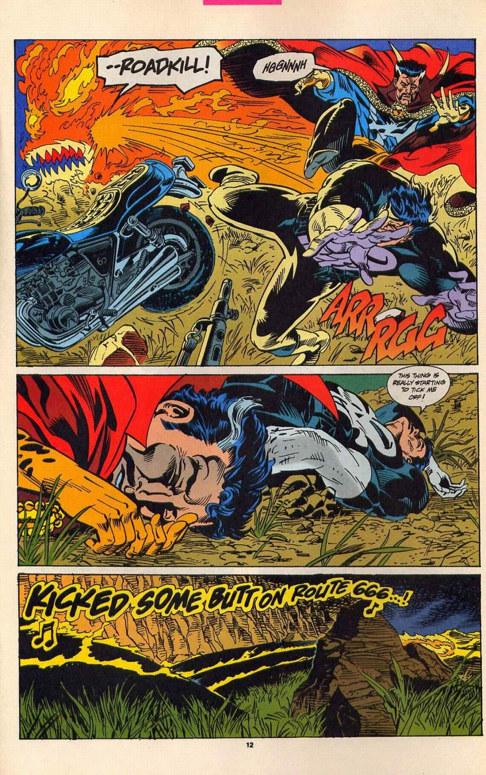 Read online Secret Defenders comic -  Issue #5 - 10