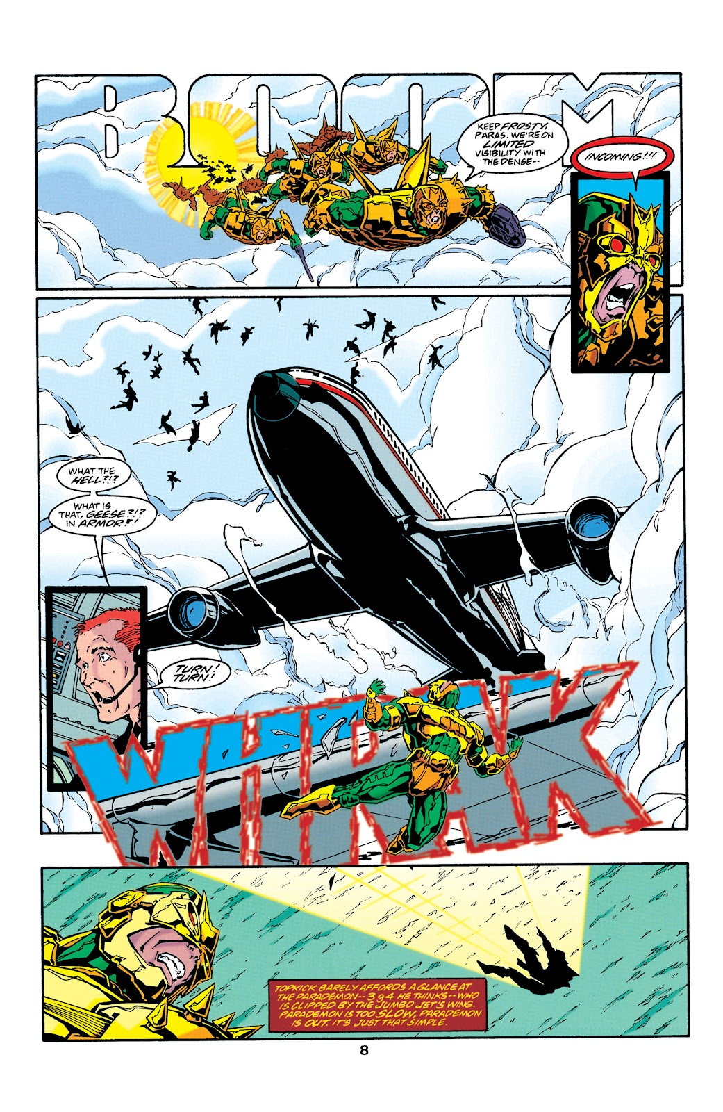 Aquaman (1994) Issue #37 #43 - English 8