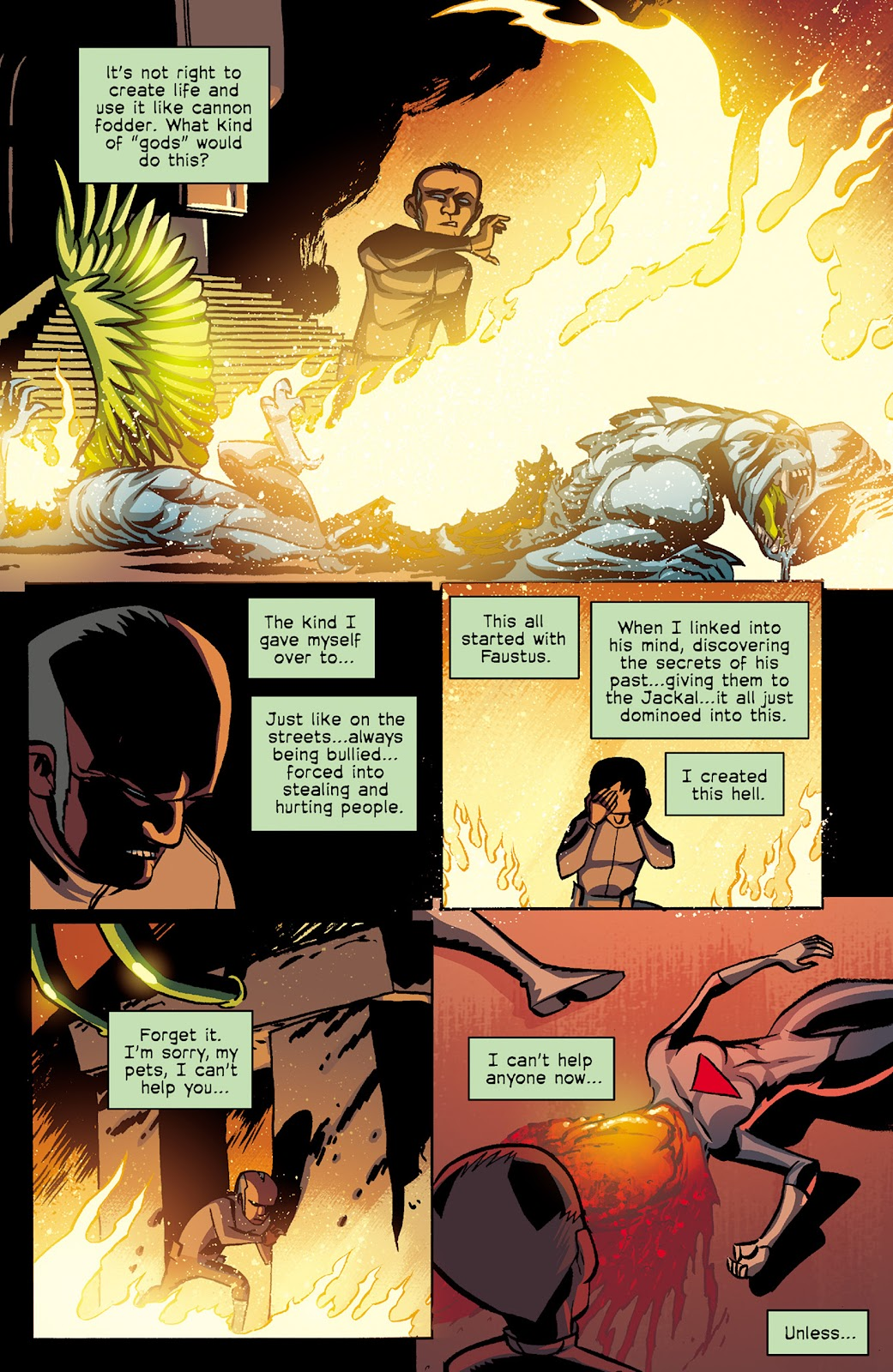 The Victories (2013) Issue #14 Page 13