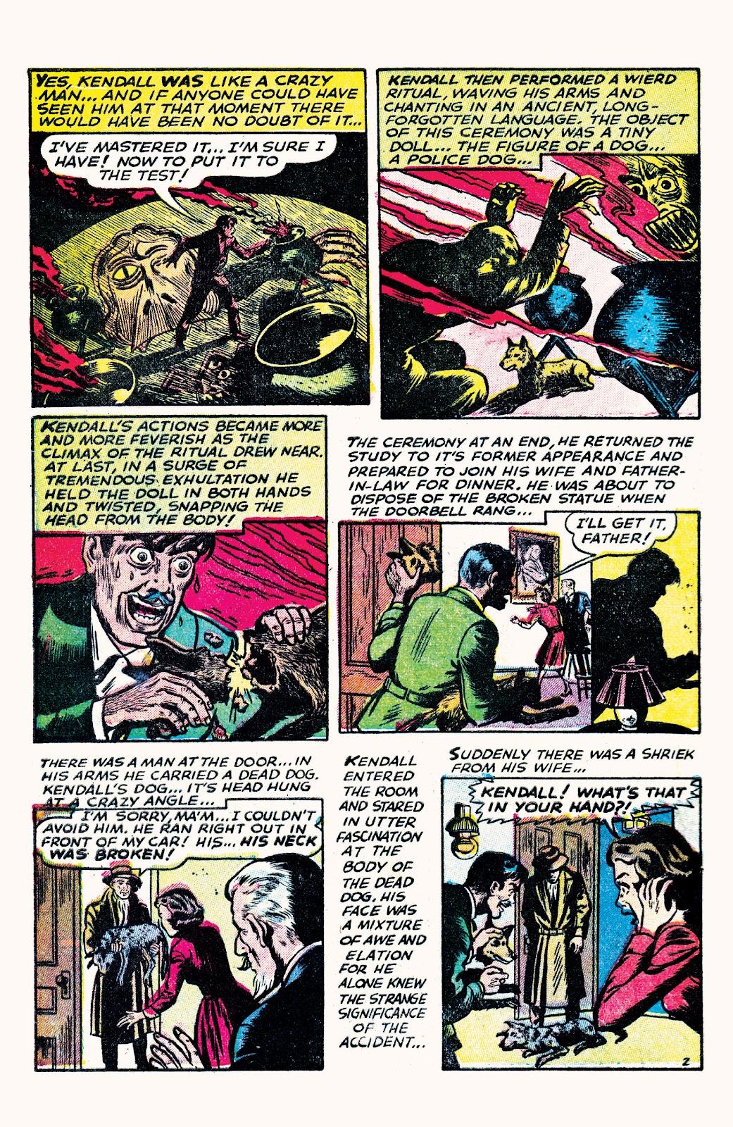 Haunted Horror Issue #26 #26 - English 44