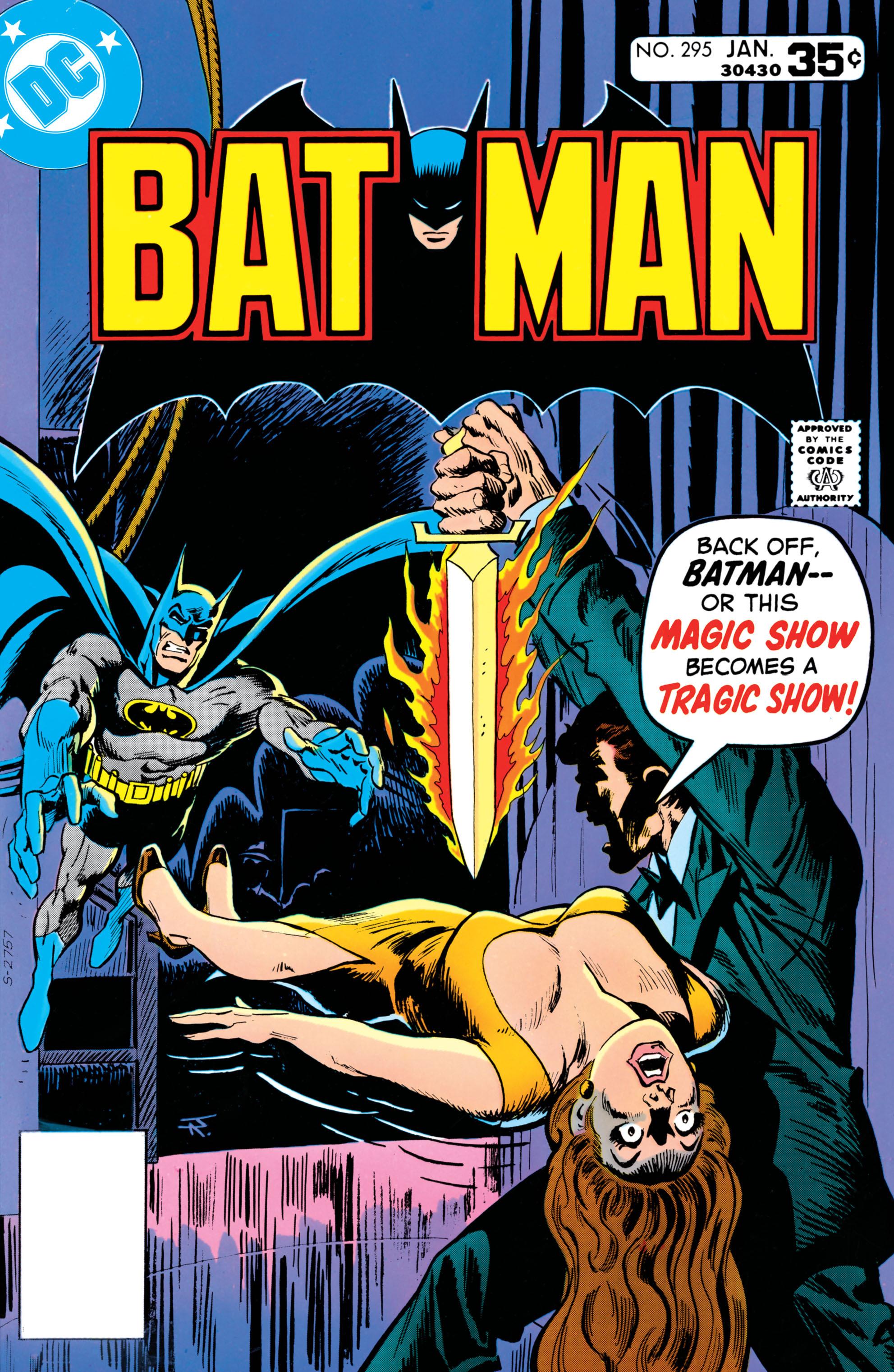 Batman (1940) 295 Page 1