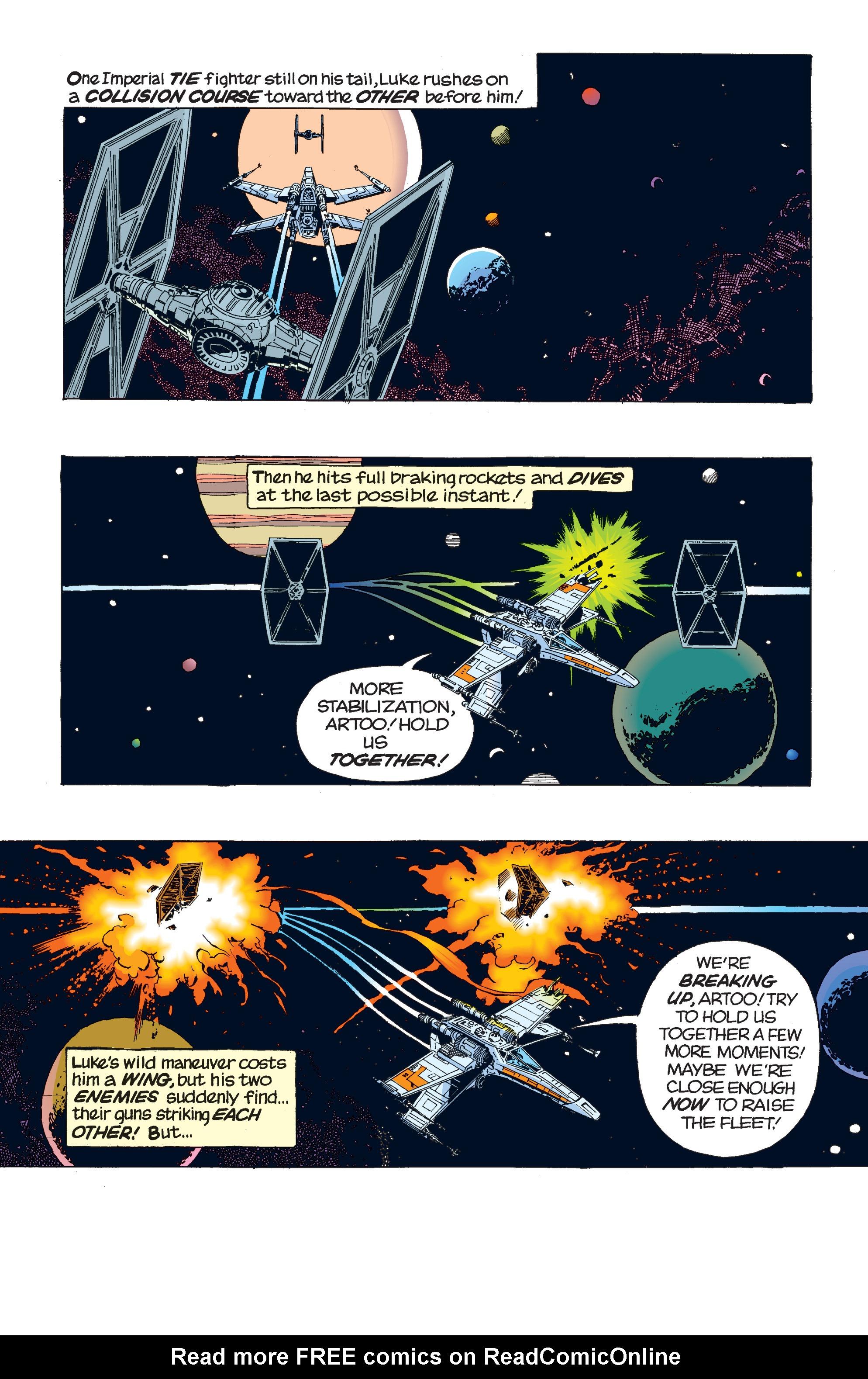 Classic Star Wars #16 #16 - English 17
